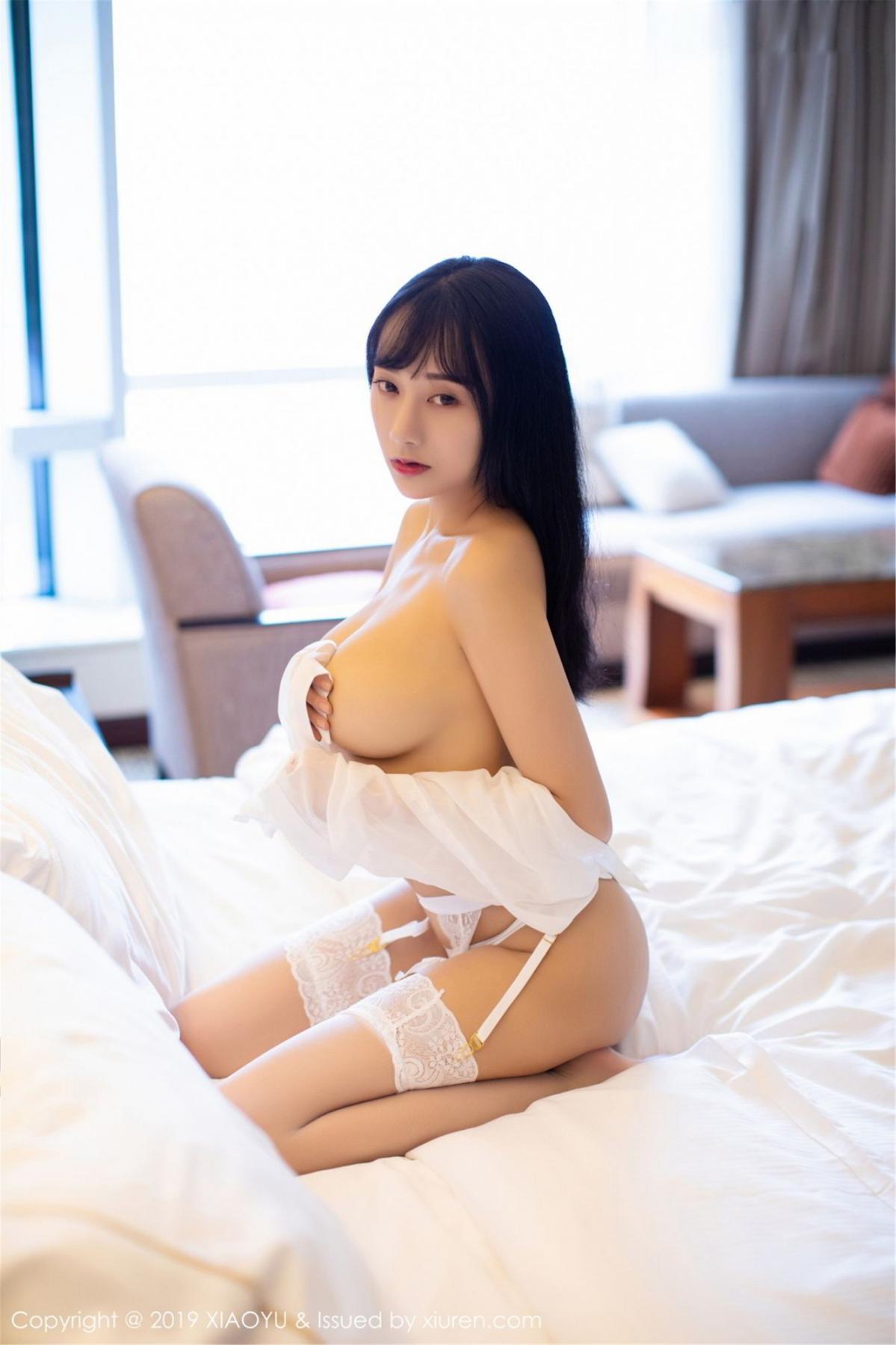 [XiaoYu] Vol.076 He Jia Ying 63P, He Jia Ying, Underwear, XiaoYu
