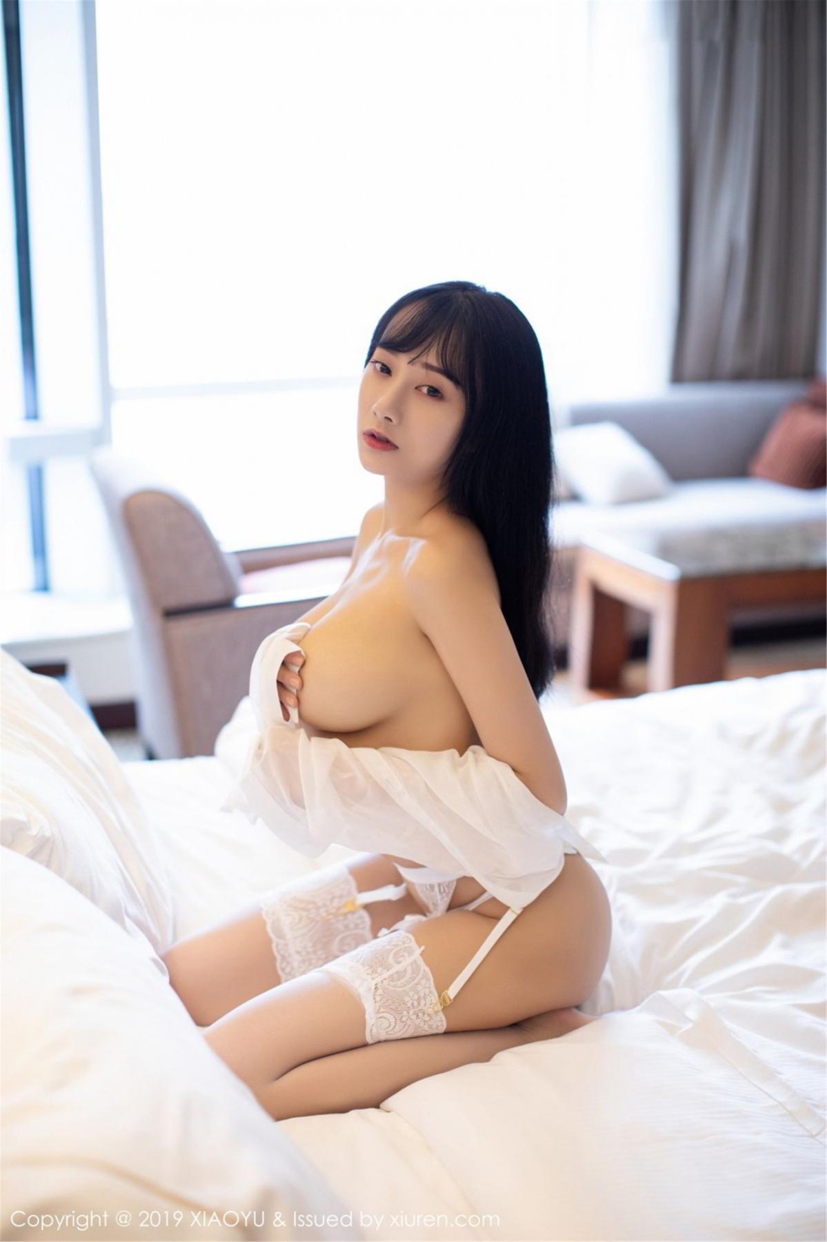 [XiaoYu] Vol.076 He Jia Ying 64P, He Jia Ying, Underwear, XiaoYu