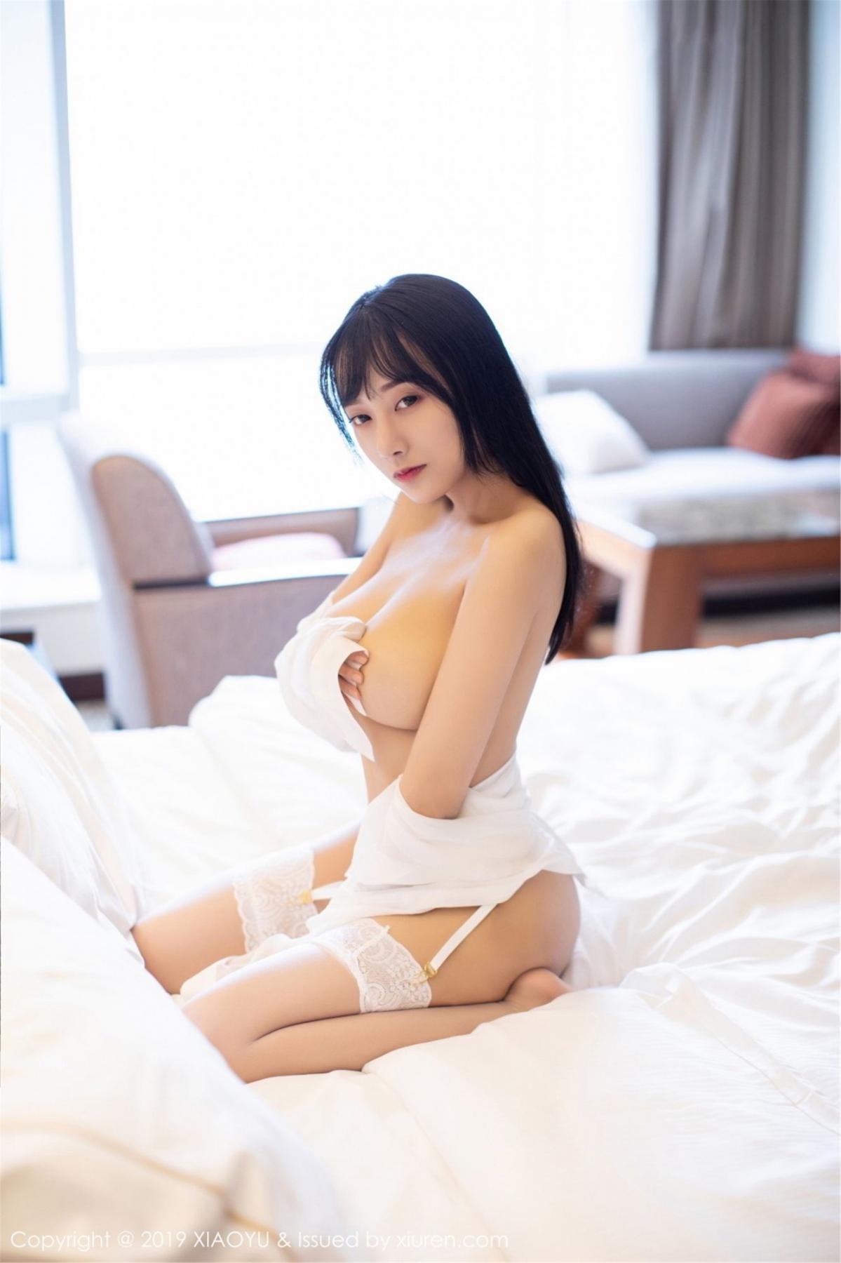 [XiaoYu] Vol.076 He Jia Ying 65P, He Jia Ying, Underwear, XiaoYu