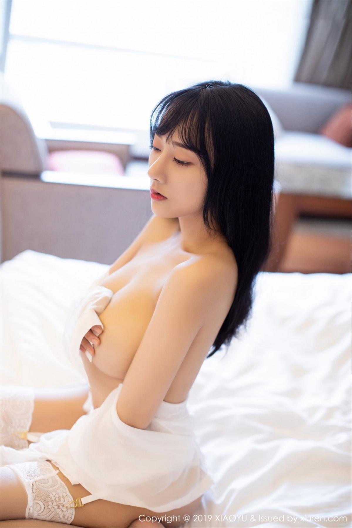[XiaoYu] Vol.076 He Jia Ying 67P, He Jia Ying, Underwear, XiaoYu