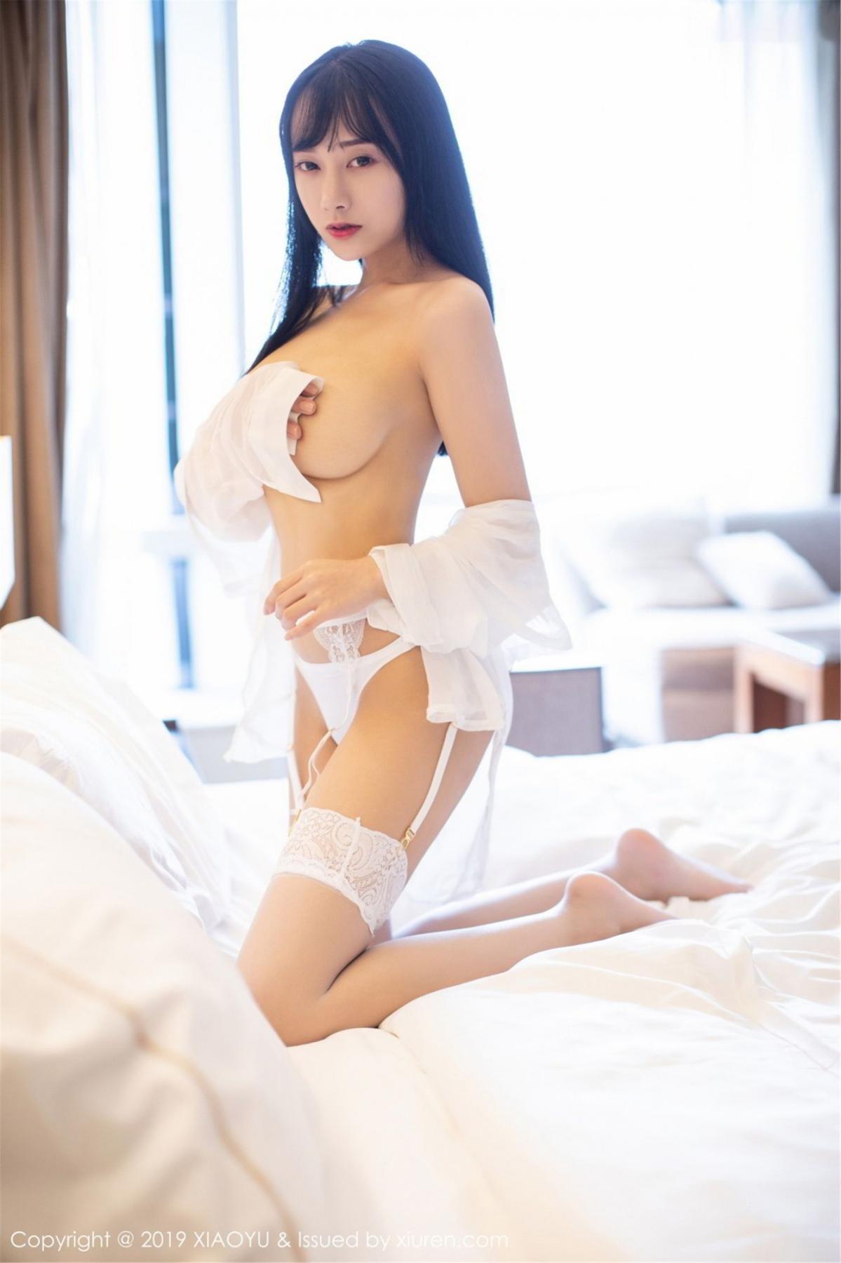 [XiaoYu] Vol.076 He Jia Ying 69P, He Jia Ying, Underwear, XiaoYu