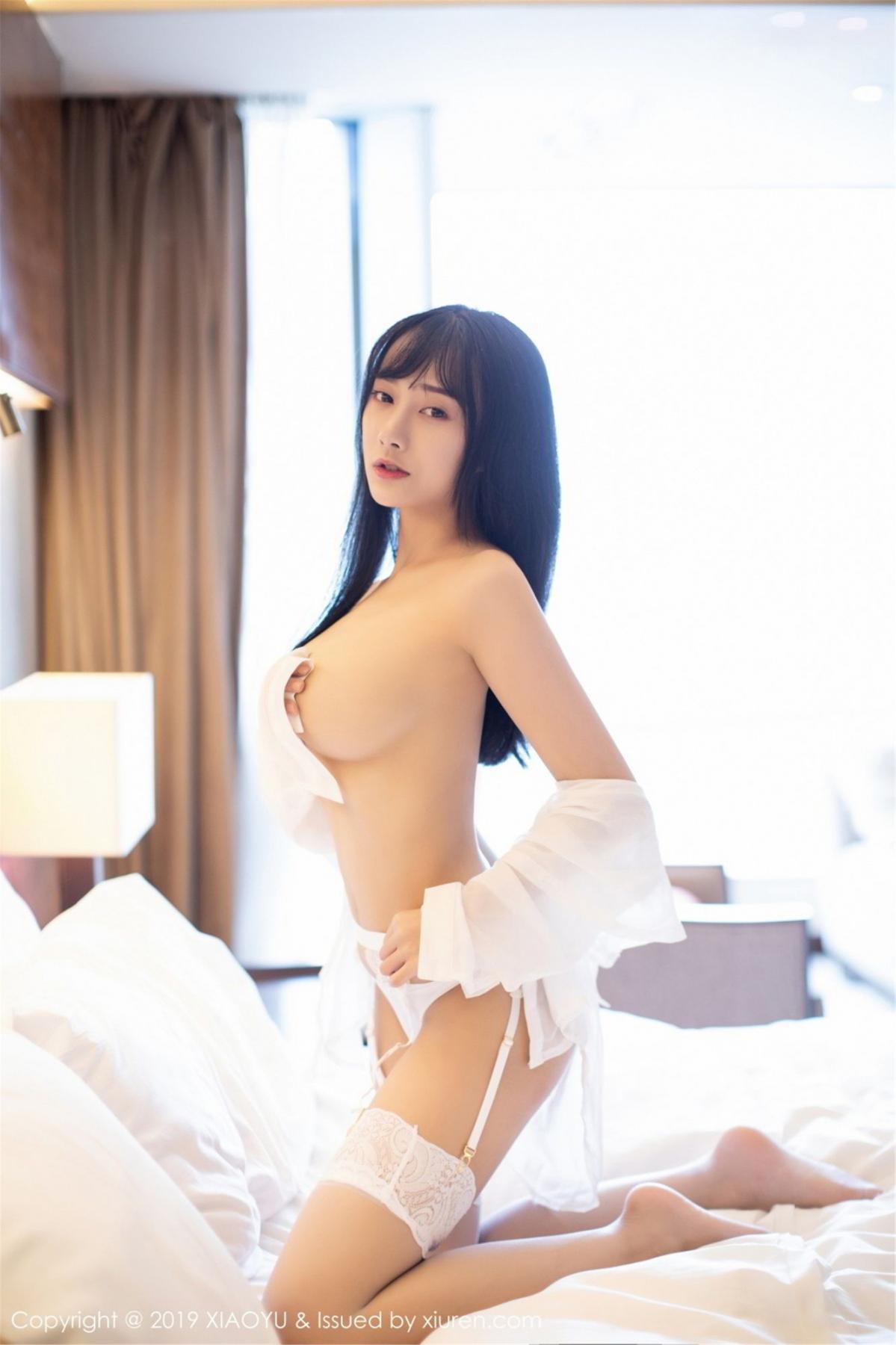 [XiaoYu] Vol.076 He Jia Ying 70P, He Jia Ying, Underwear, XiaoYu