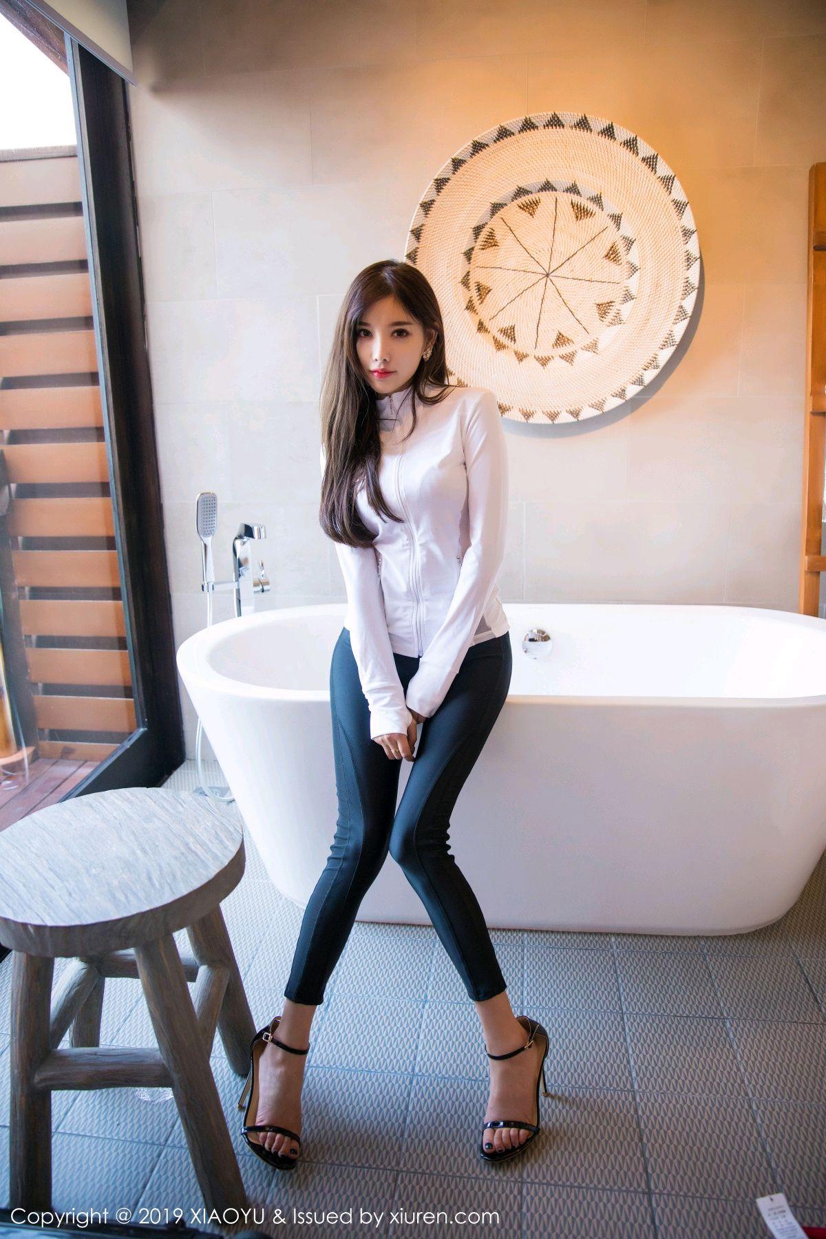 [XiaoYu] Vol.077 Yang Chen Chen Sugar 20P, Underwear, XiaoYu, Yang Chen Chen
