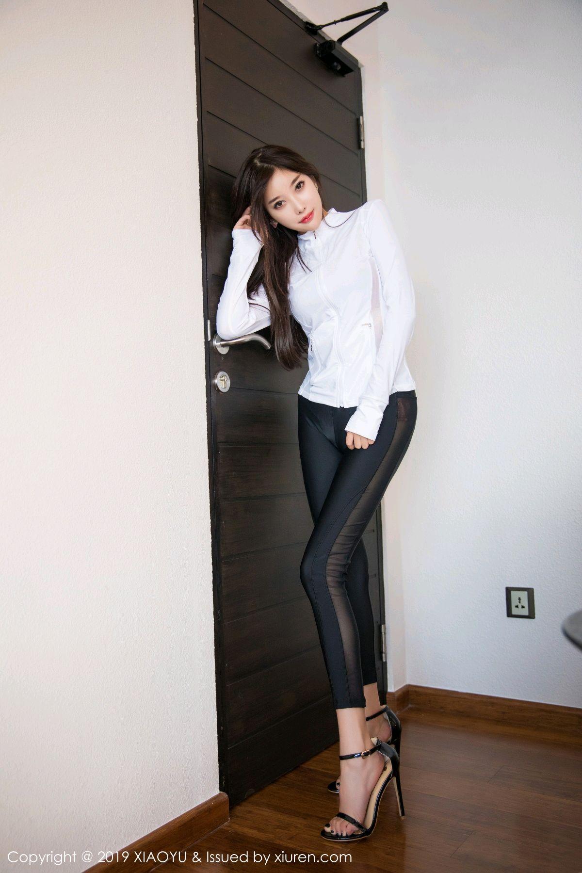 [XiaoYu] Vol.077 Yang Chen Chen Sugar 3P, Underwear, XiaoYu, Yang Chen Chen