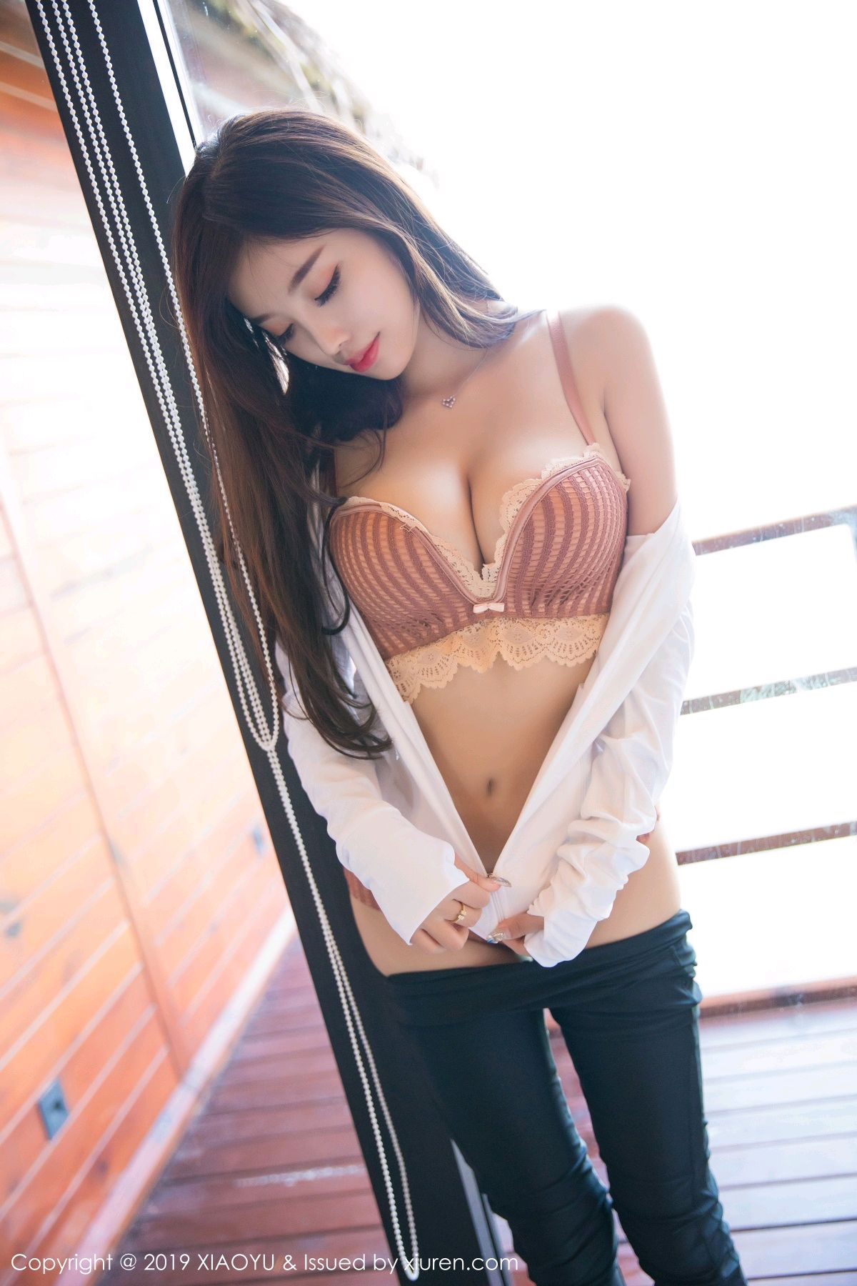 [XiaoYu] Vol.077 Yang Chen Chen Sugar 44P, Underwear, XiaoYu, Yang Chen Chen