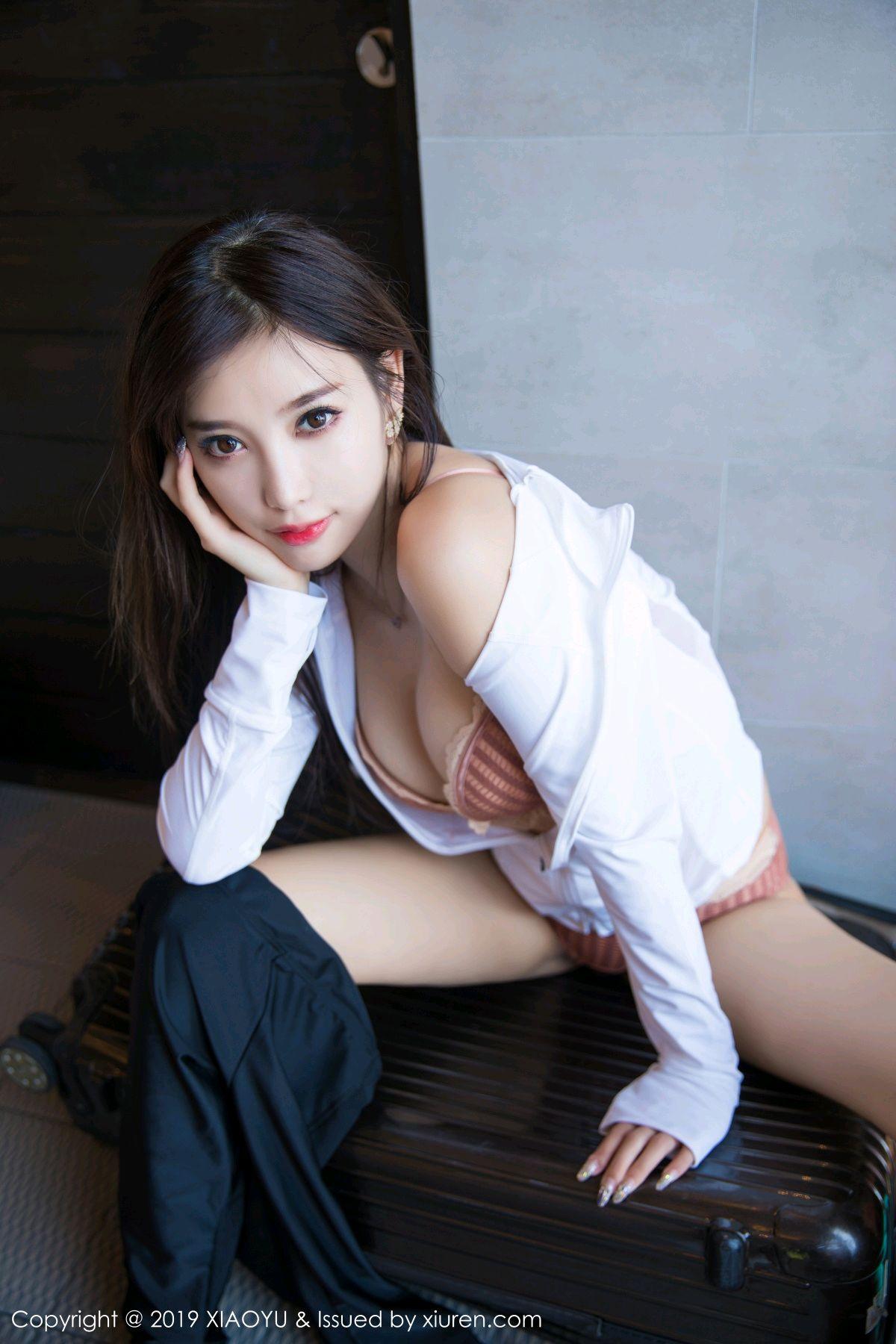 [XiaoYu] Vol.077 Yang Chen Chen Sugar 62P, Underwear, XiaoYu, Yang Chen Chen