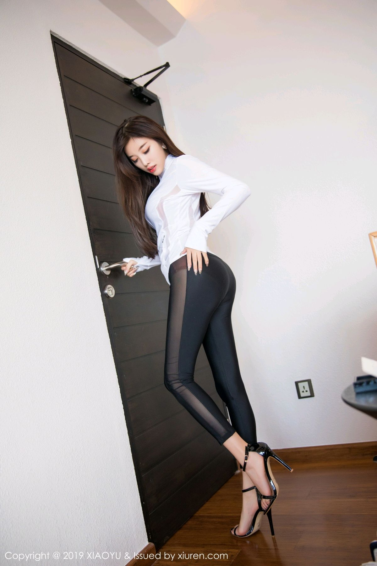 [XiaoYu] Vol.077 Yang Chen Chen Sugar 8P, Underwear, XiaoYu, Yang Chen Chen