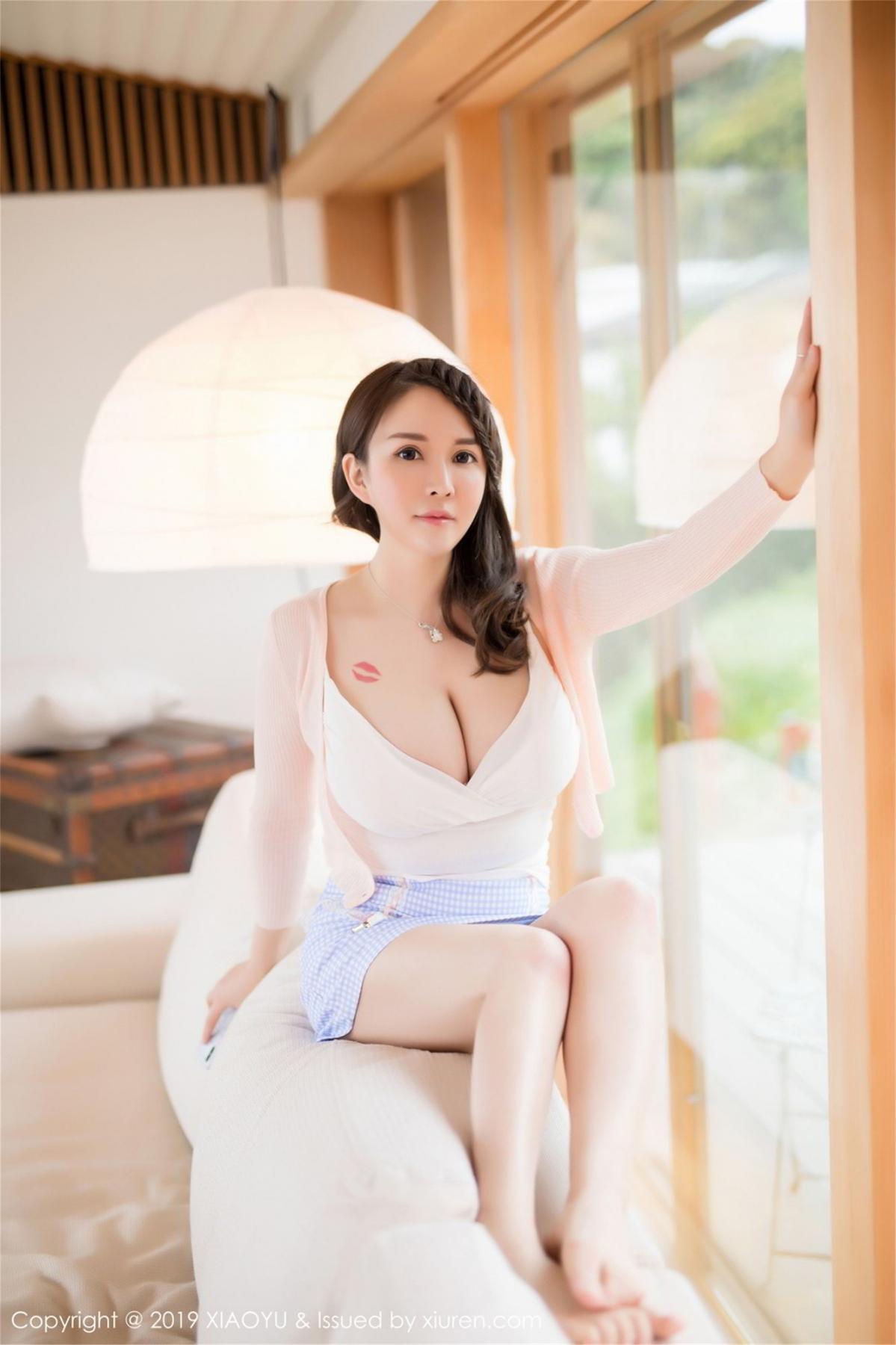 [XiaoYu] Vol.080 Shen Mi Tao 42P, Shen Mi Tao, XiaoYu