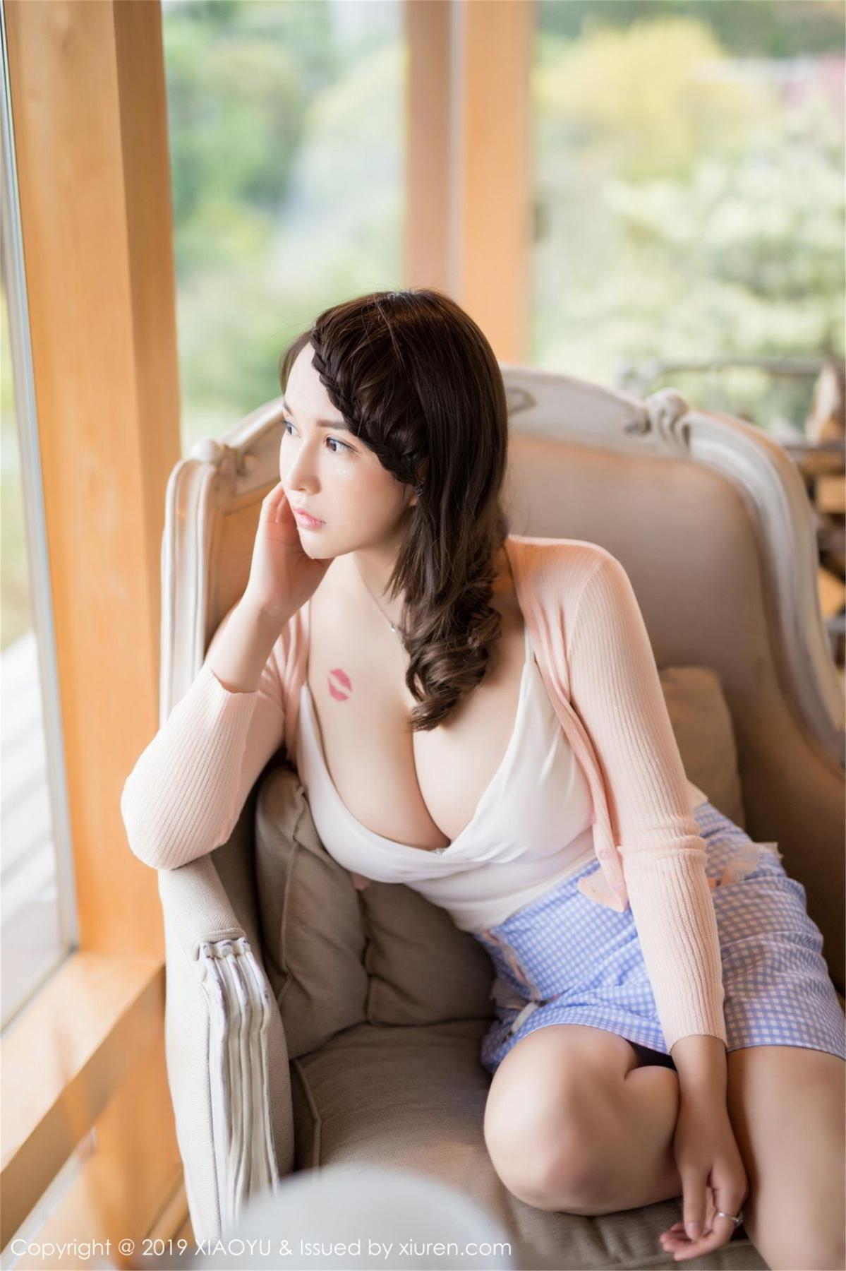 [XiaoYu] Vol.080 Shen Mi Tao 44P, Shen Mi Tao, XiaoYu