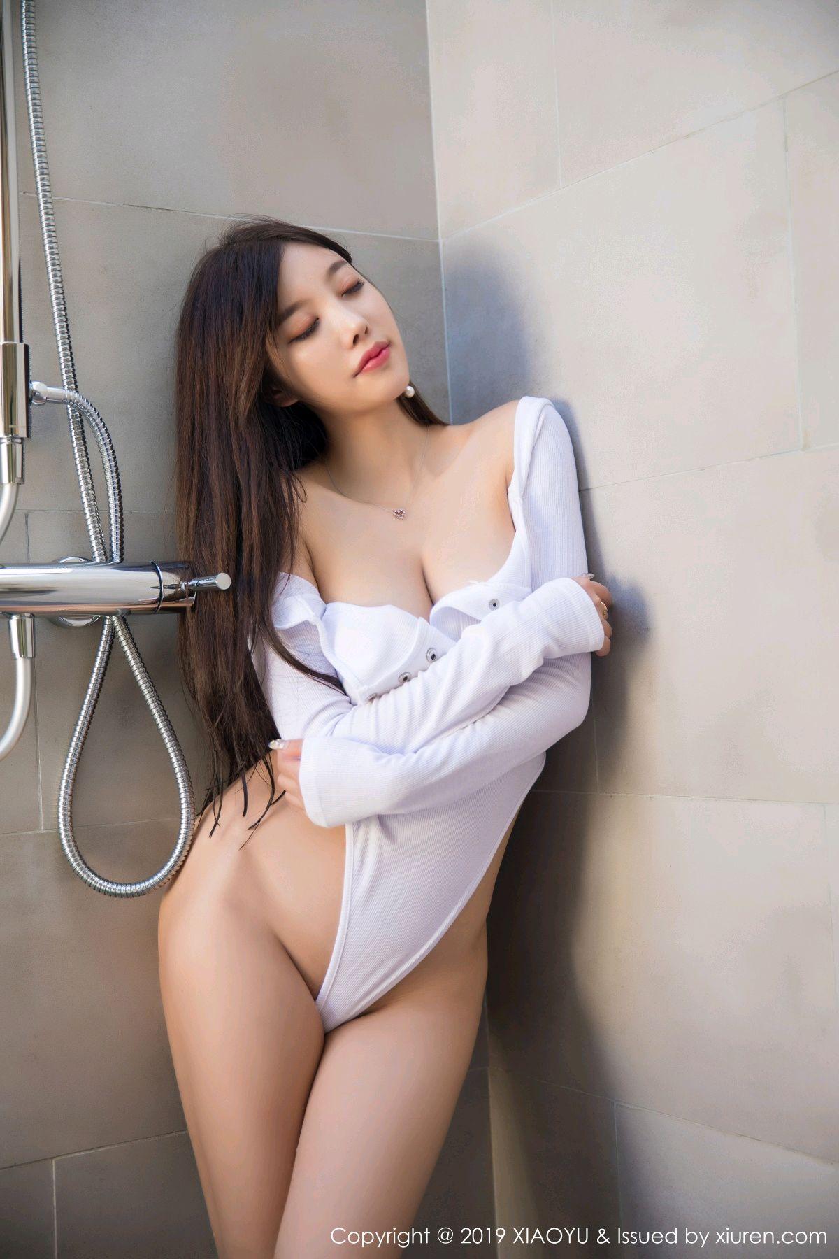[XiaoYu] Vol.081 Yang Chen Chen 15P, Swim Pool, Wet, XiaoYu, Yang Chen Chen