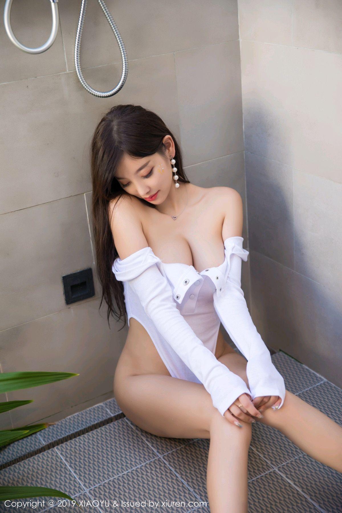 [XiaoYu] Vol.081 Yang Chen Chen 36P, Swim Pool, Wet, XiaoYu, Yang Chen Chen