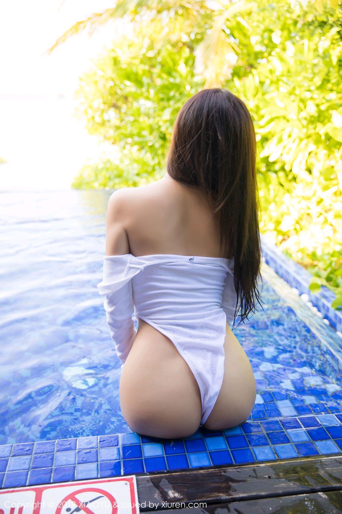 [XiaoYu] Vol.081 Yang Chen Chen 45P, Swim Pool, Wet, XiaoYu, Yang Chen Chen