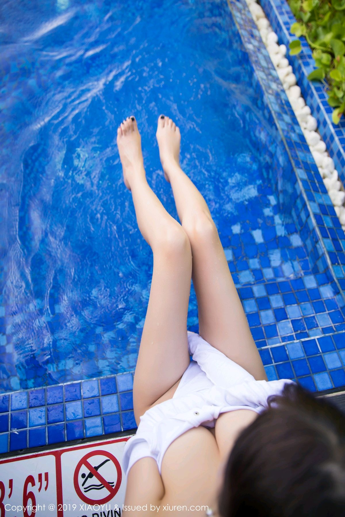 [XiaoYu] Vol.081 Yang Chen Chen 48P, Swim Pool, Wet, XiaoYu, Yang Chen Chen