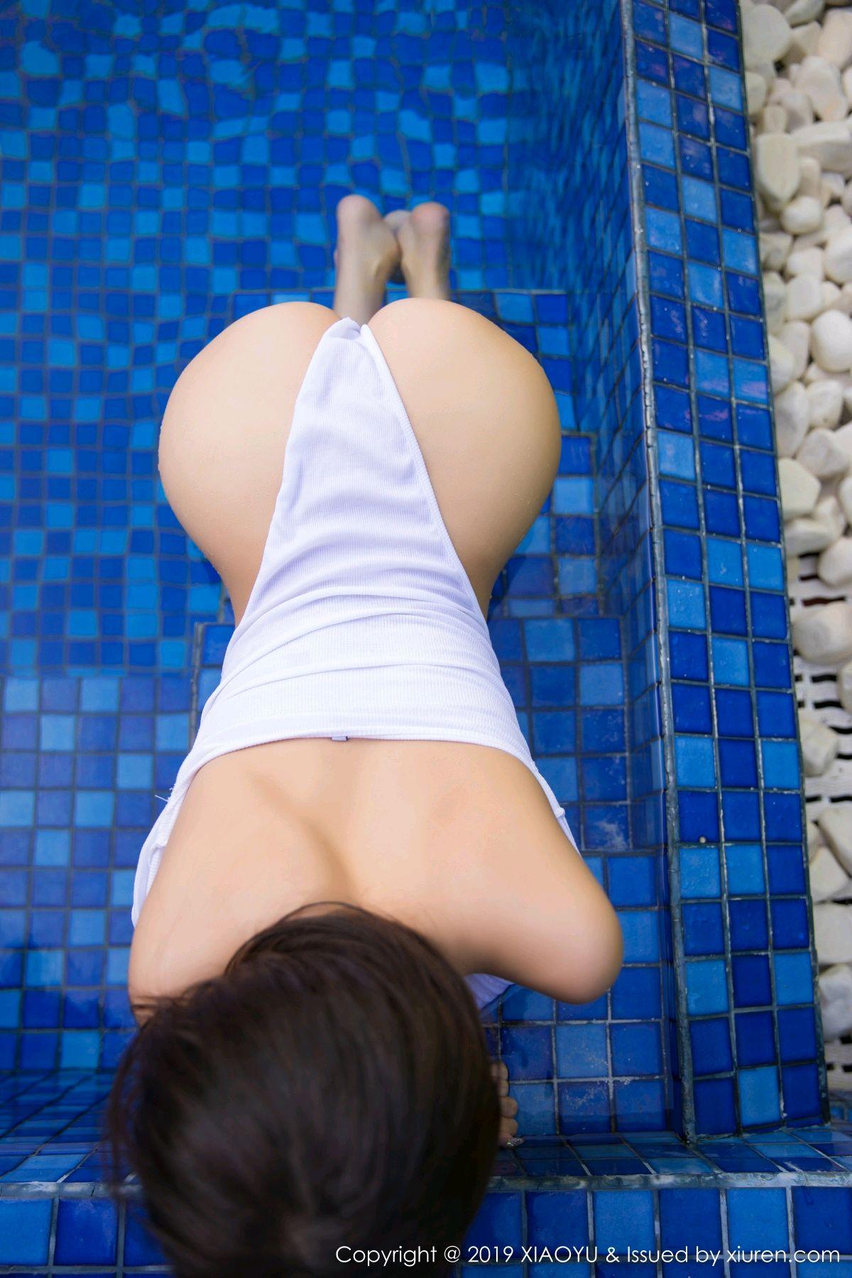 [XiaoYu] Vol.081 Yang Chen Chen 63P, Swim Pool, Wet, XiaoYu, Yang Chen Chen