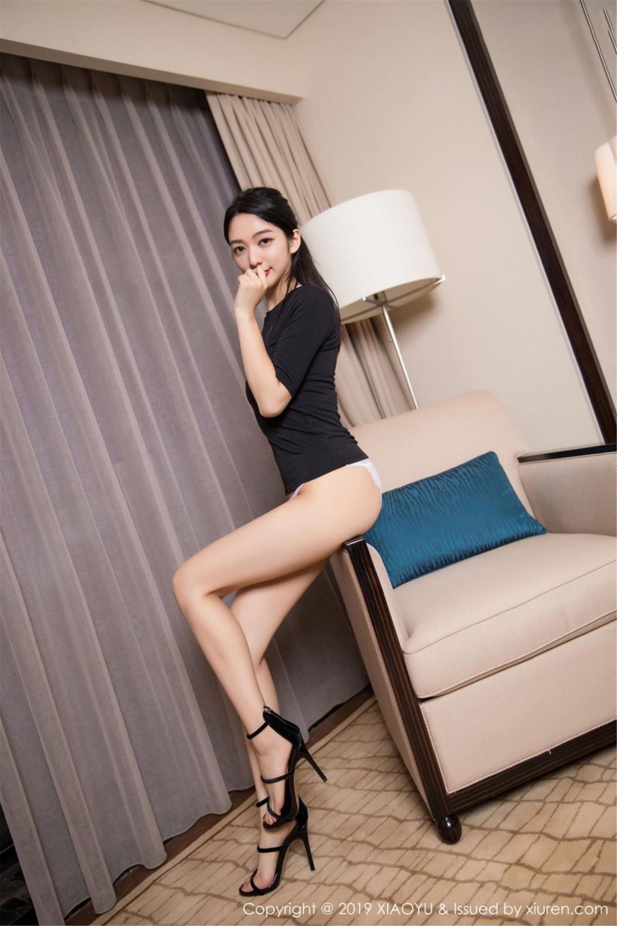 [XiaoYu] Vol.083 Di Yi 1P, Di Yi, Underwear, Wet, XiaoYu