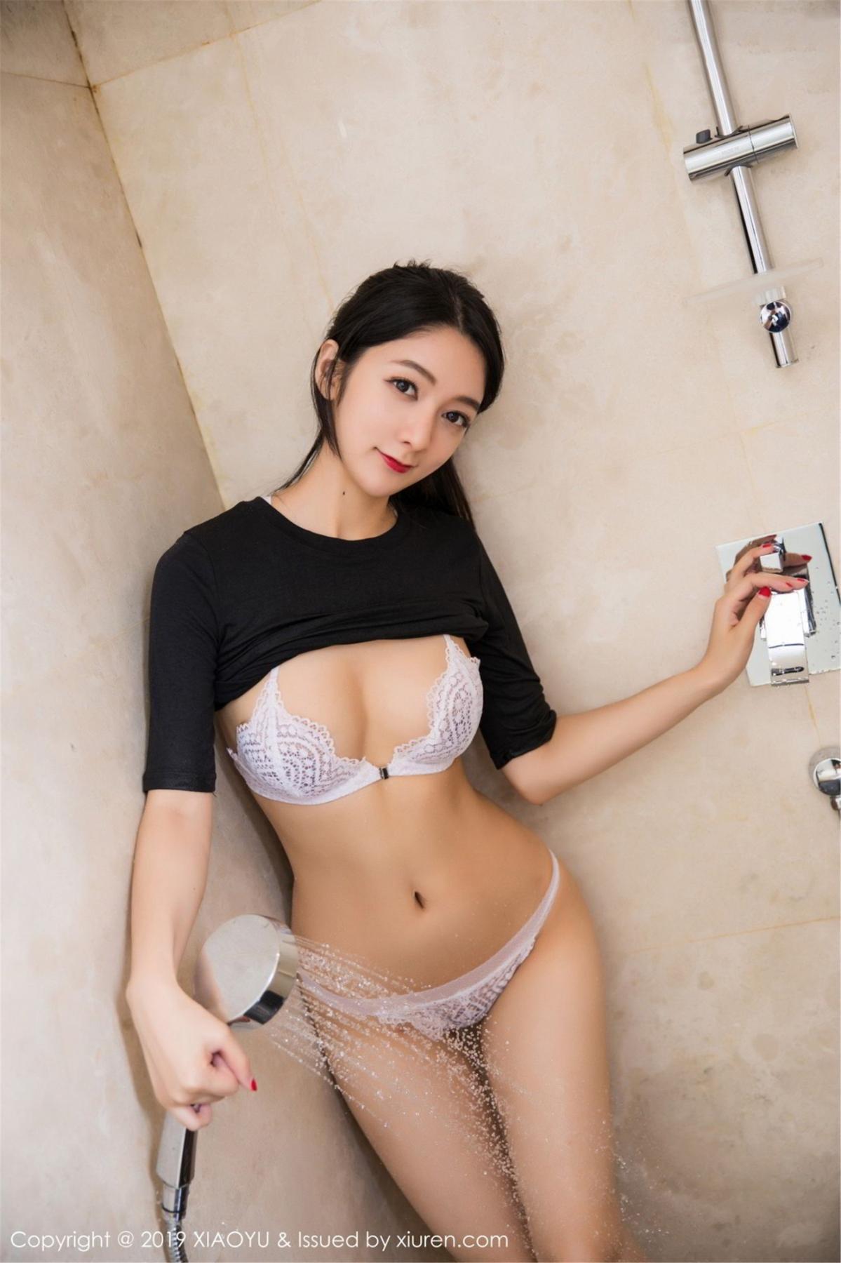 [XiaoYu] Vol.083 Di Yi 39P, Di Yi, Underwear, Wet, XiaoYu