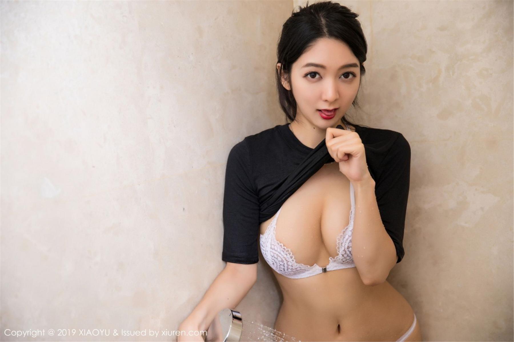 [XiaoYu] Vol.083 Di Yi 48P, Di Yi, Underwear, Wet, XiaoYu