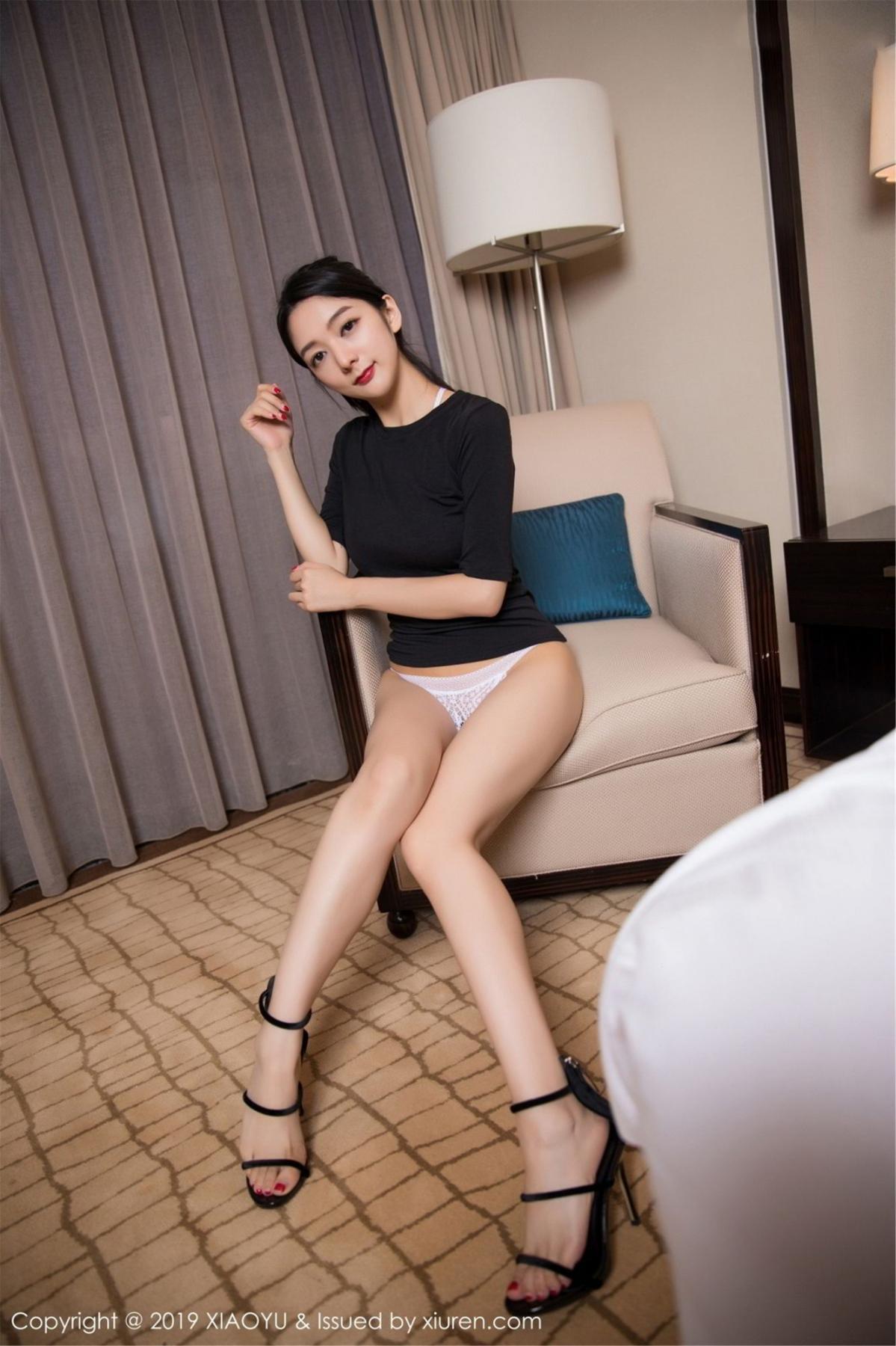 [XiaoYu] Vol.083 Di Yi 60P, Di Yi, Underwear, Wet, XiaoYu