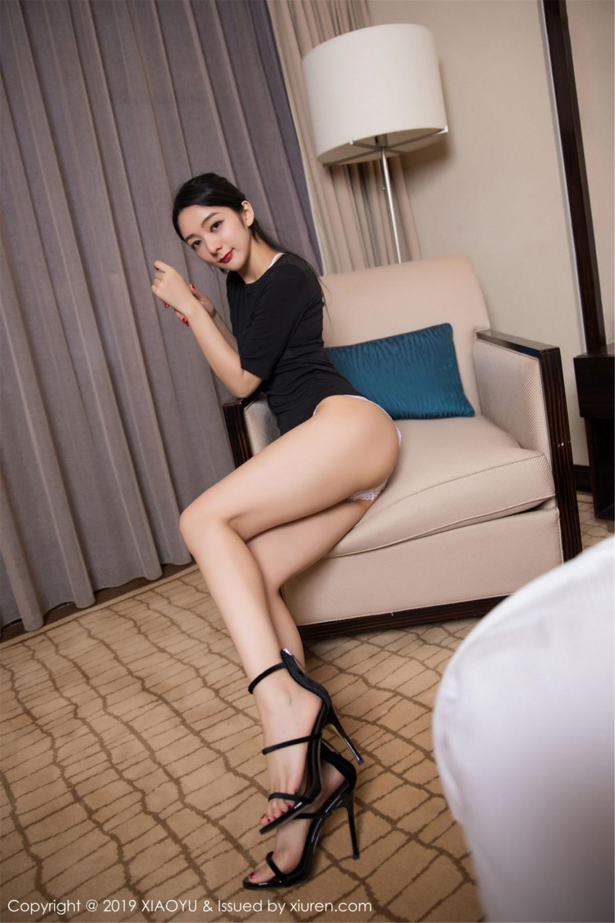 [XiaoYu] Vol.083 Di Yi 9P, Di Yi, Underwear, Wet, XiaoYu