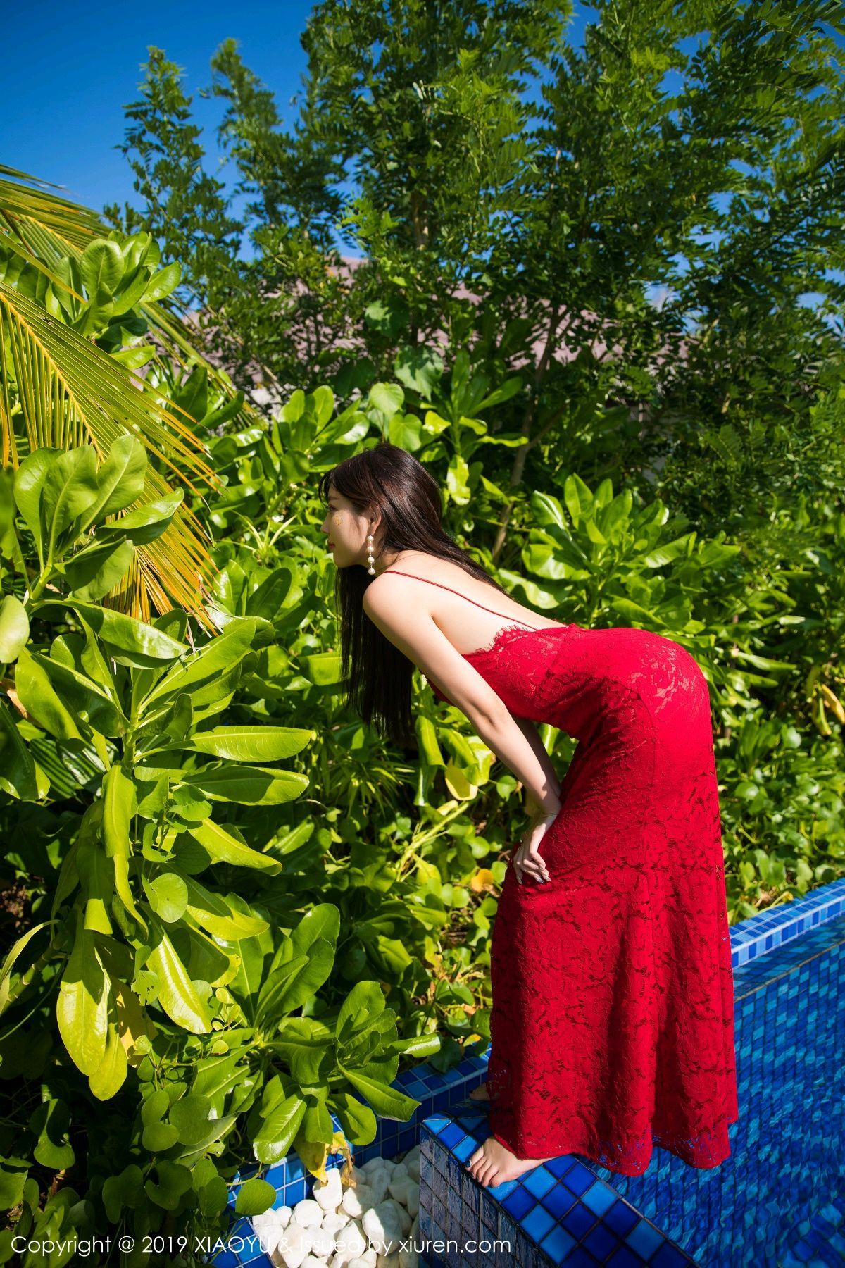 [XiaoYu] Vol.084 Yang Chen Chen 50P, Underwear, XiaoYu, Yang Chen Chen