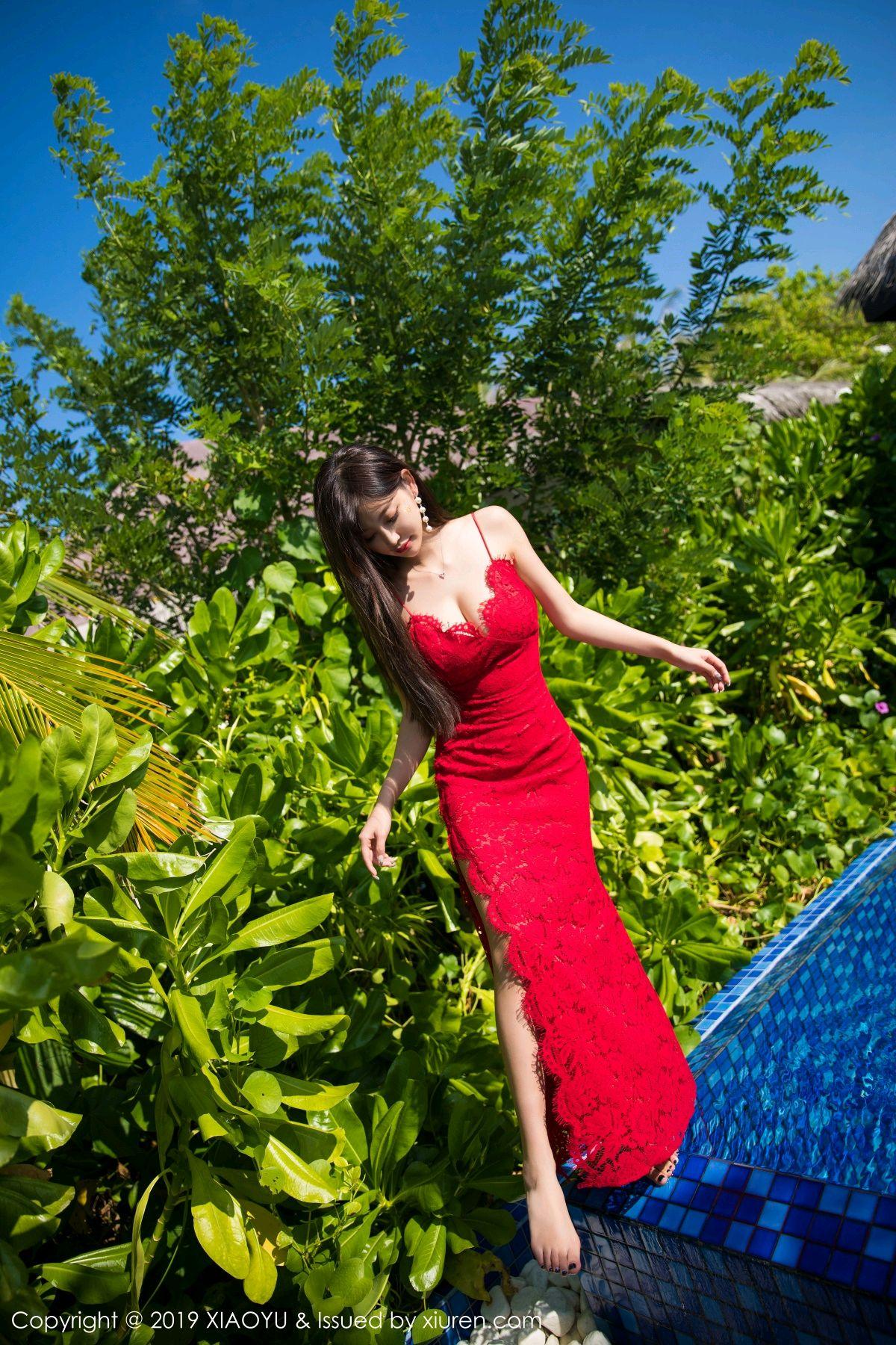 [XiaoYu] Vol.084 Yang Chen Chen 51P, Underwear, XiaoYu, Yang Chen Chen