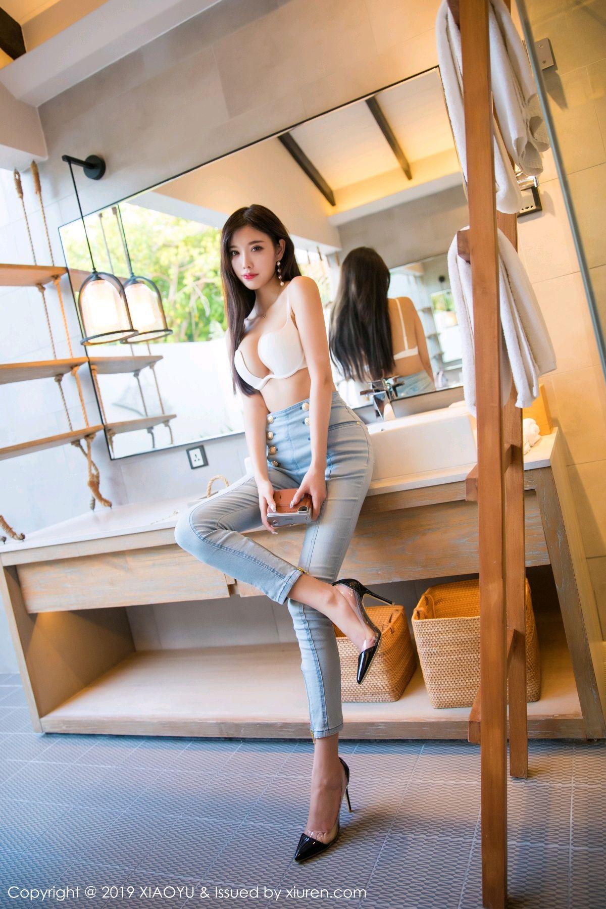 [XiaoYu] Vol.084 Yang Chen Chen 6P, Underwear, XiaoYu, Yang Chen Chen