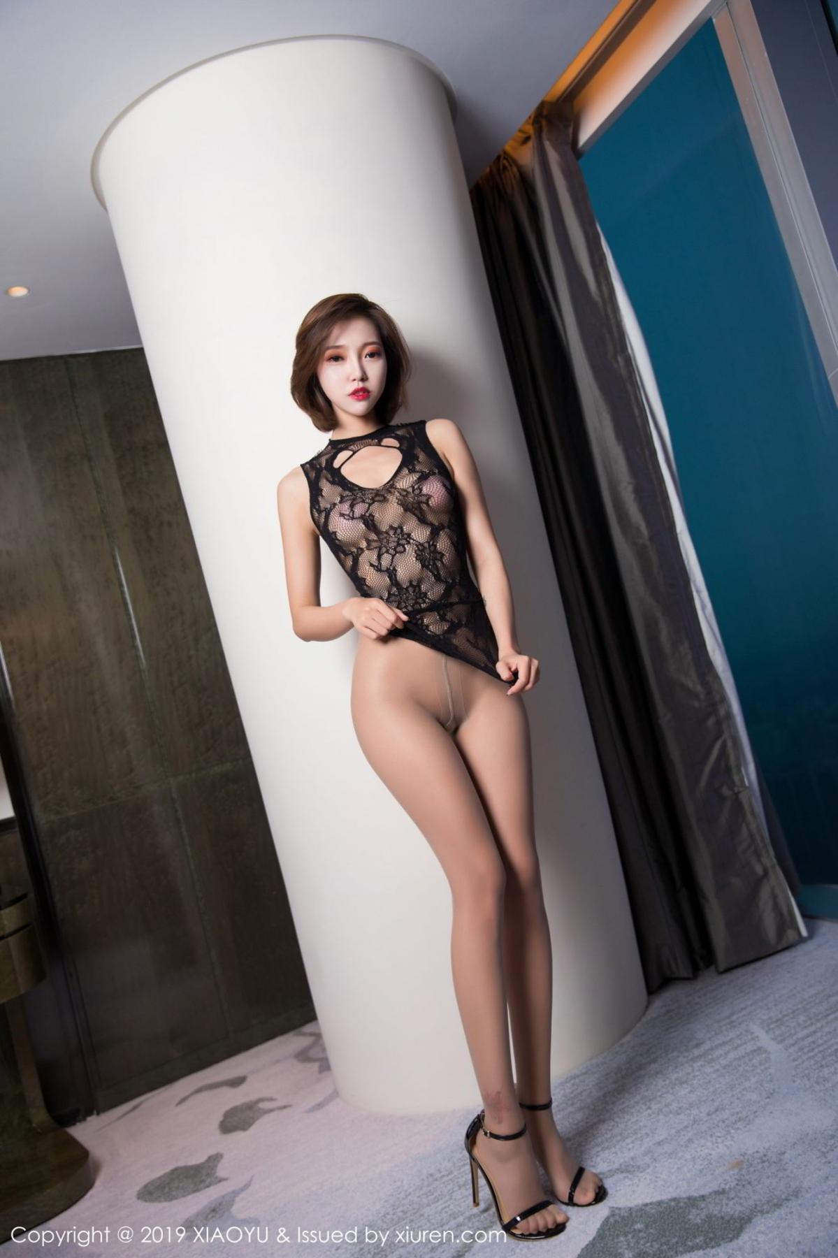 [XiaoYu] Vol.087 Feng Mu Mu 16P, Cool, Feng Mu Mu, Tall, XiaoYu