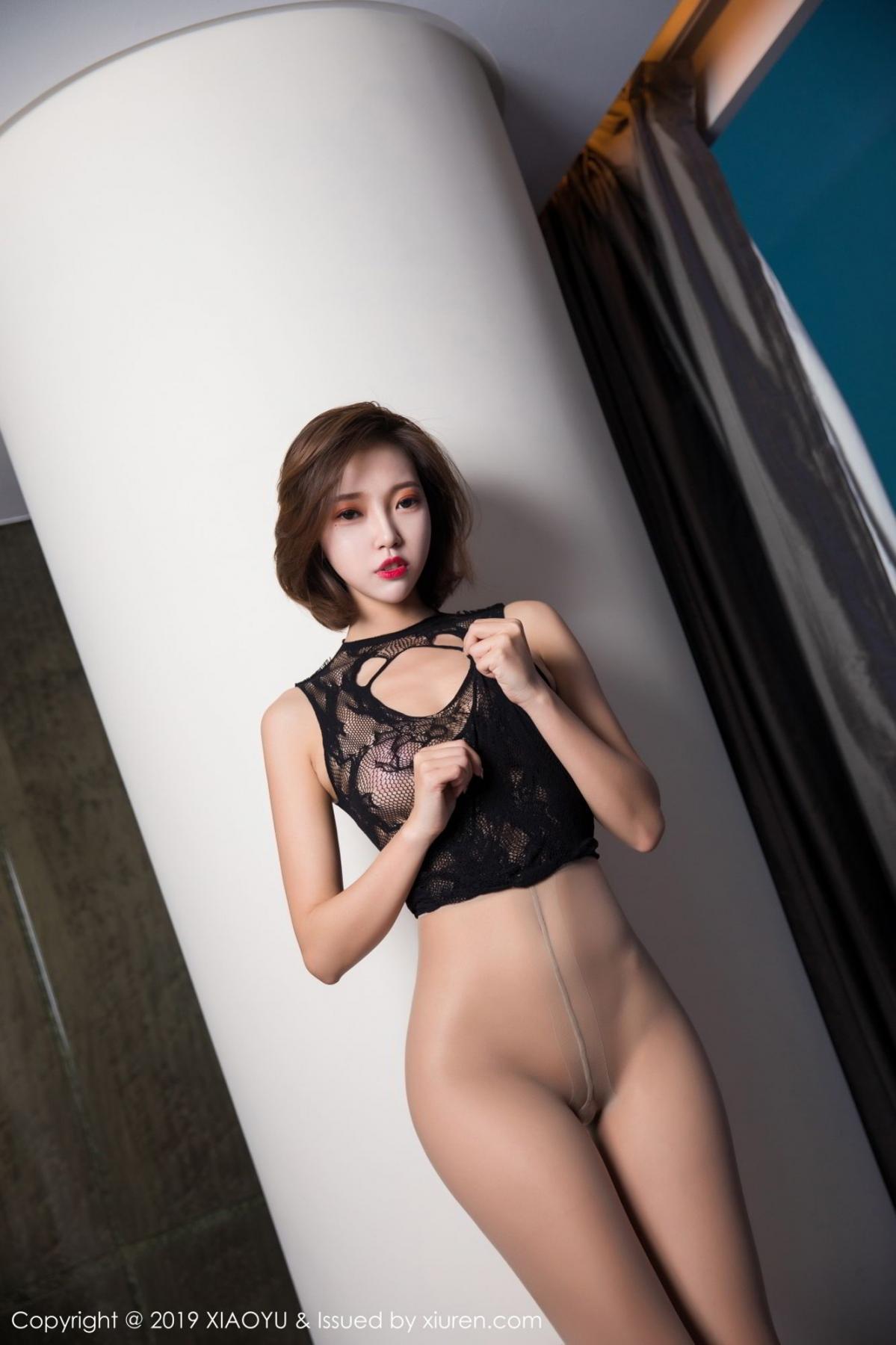 [XiaoYu] Vol.087 Feng Mu Mu 17P, Cool, Feng Mu Mu, Tall, XiaoYu