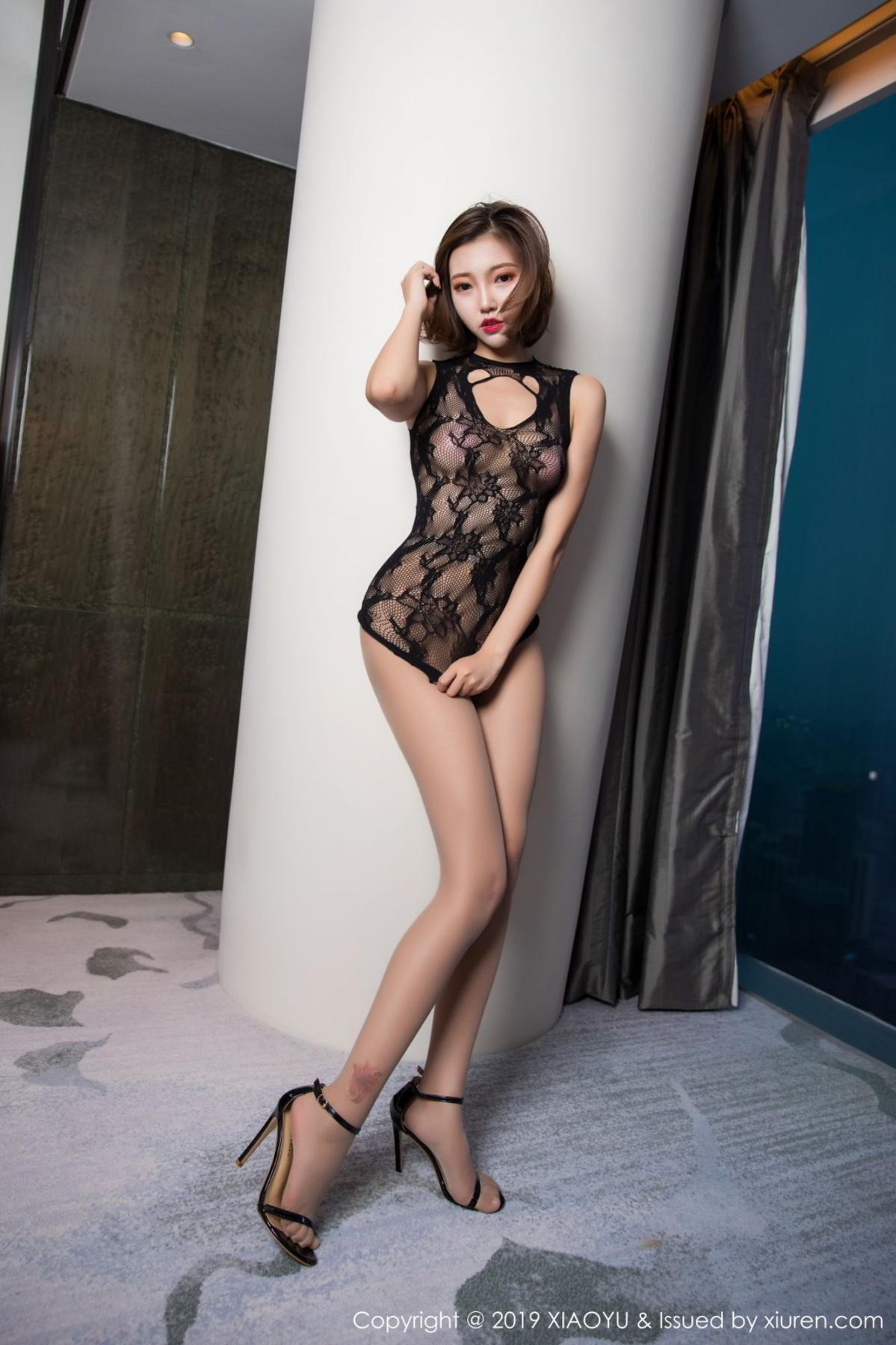 [XiaoYu] Vol.087 Feng Mu Mu 26P, Cool, Feng Mu Mu, Tall, XiaoYu