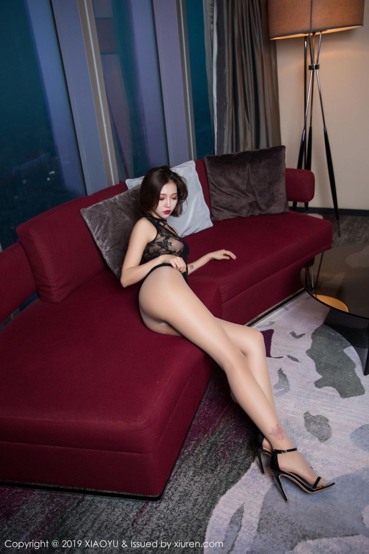 [XiaoYu] Vol.087 Feng Mu Mu 33P, Cool, Feng Mu Mu, Tall, XiaoYu