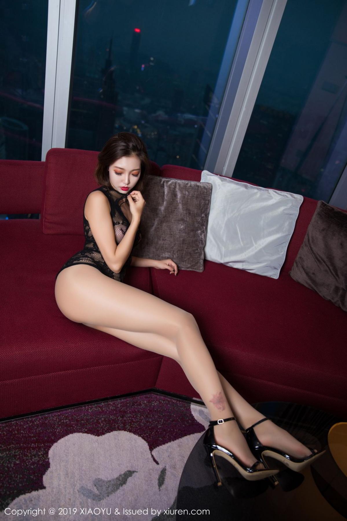 [XiaoYu] Vol.087 Feng Mu Mu 38P, Cool, Feng Mu Mu, Tall, XiaoYu