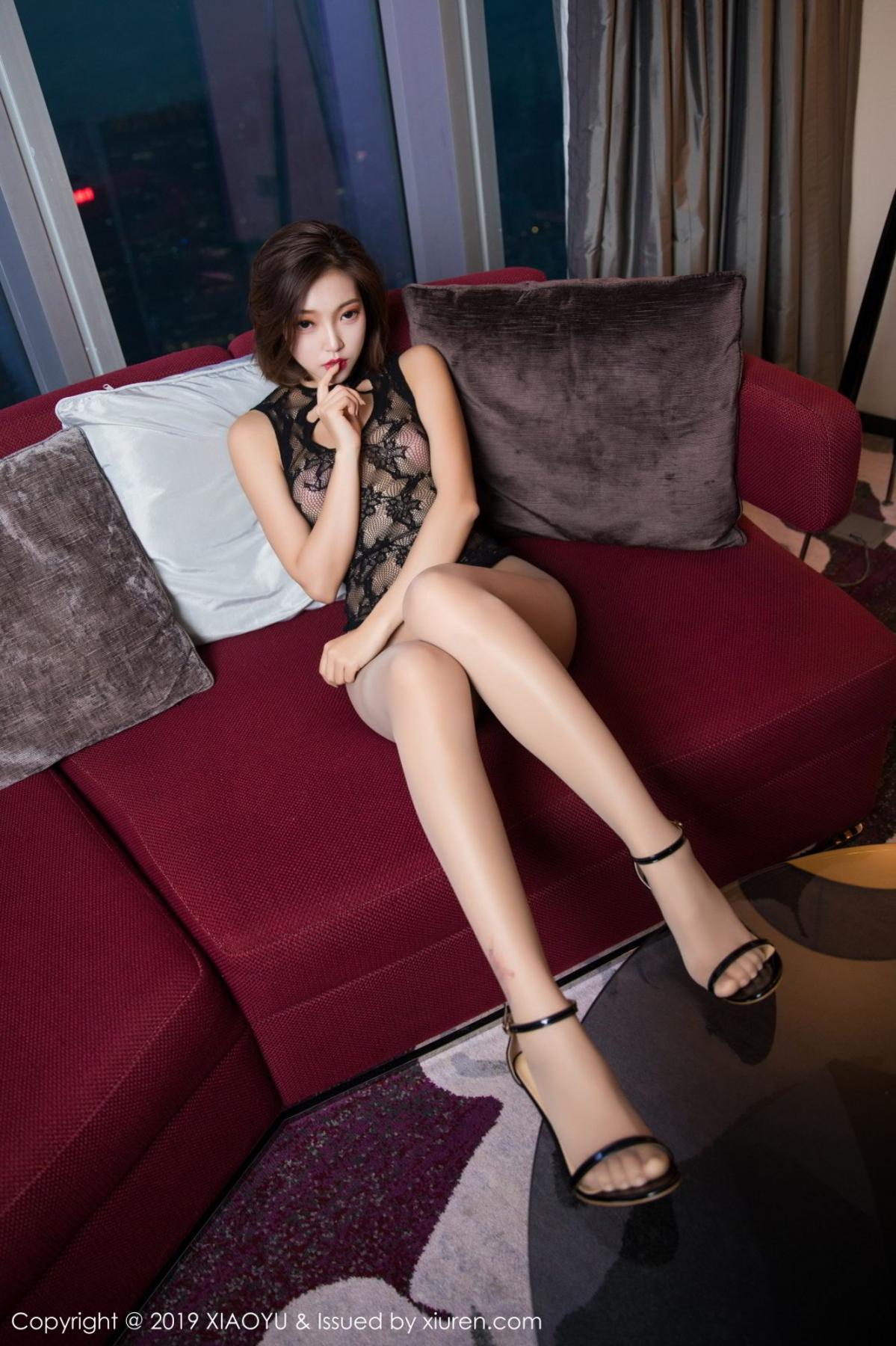 [XiaoYu] Vol.087 Feng Mu Mu 47P, Cool, Feng Mu Mu, Tall, XiaoYu