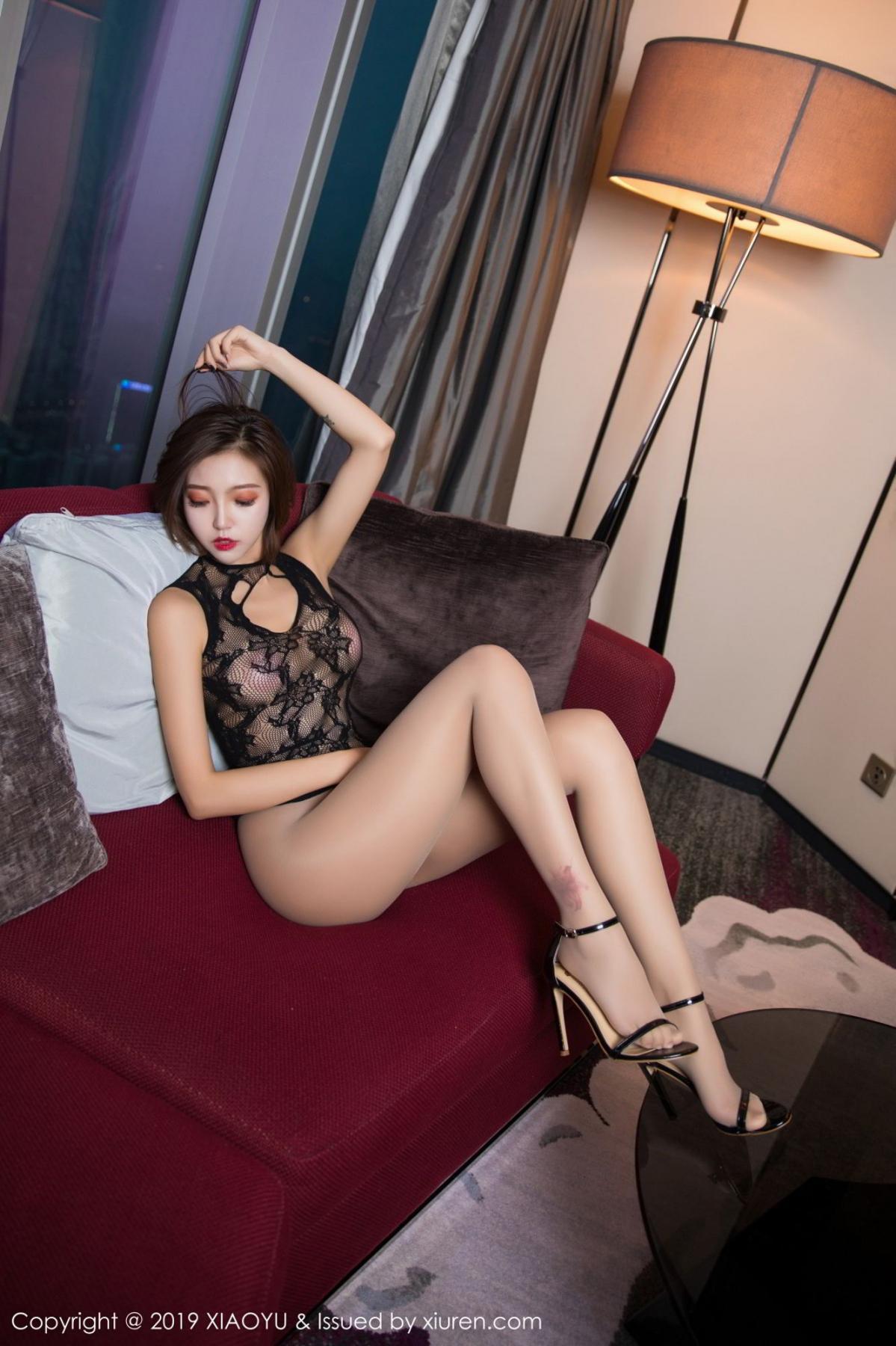 [XiaoYu] Vol.087 Feng Mu Mu 51P, Cool, Feng Mu Mu, Tall, XiaoYu