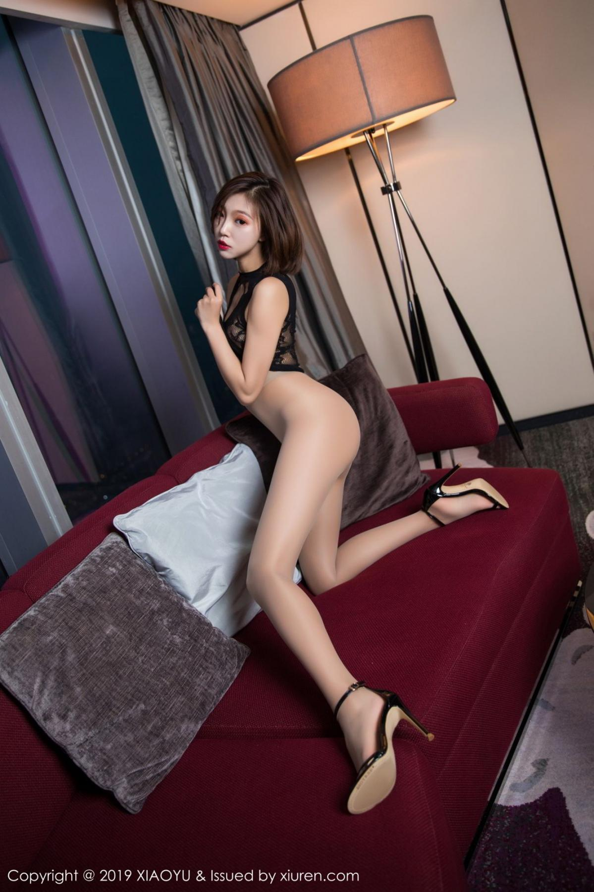 [XiaoYu] Vol.087 Feng Mu Mu 58P, Cool, Feng Mu Mu, Tall, XiaoYu