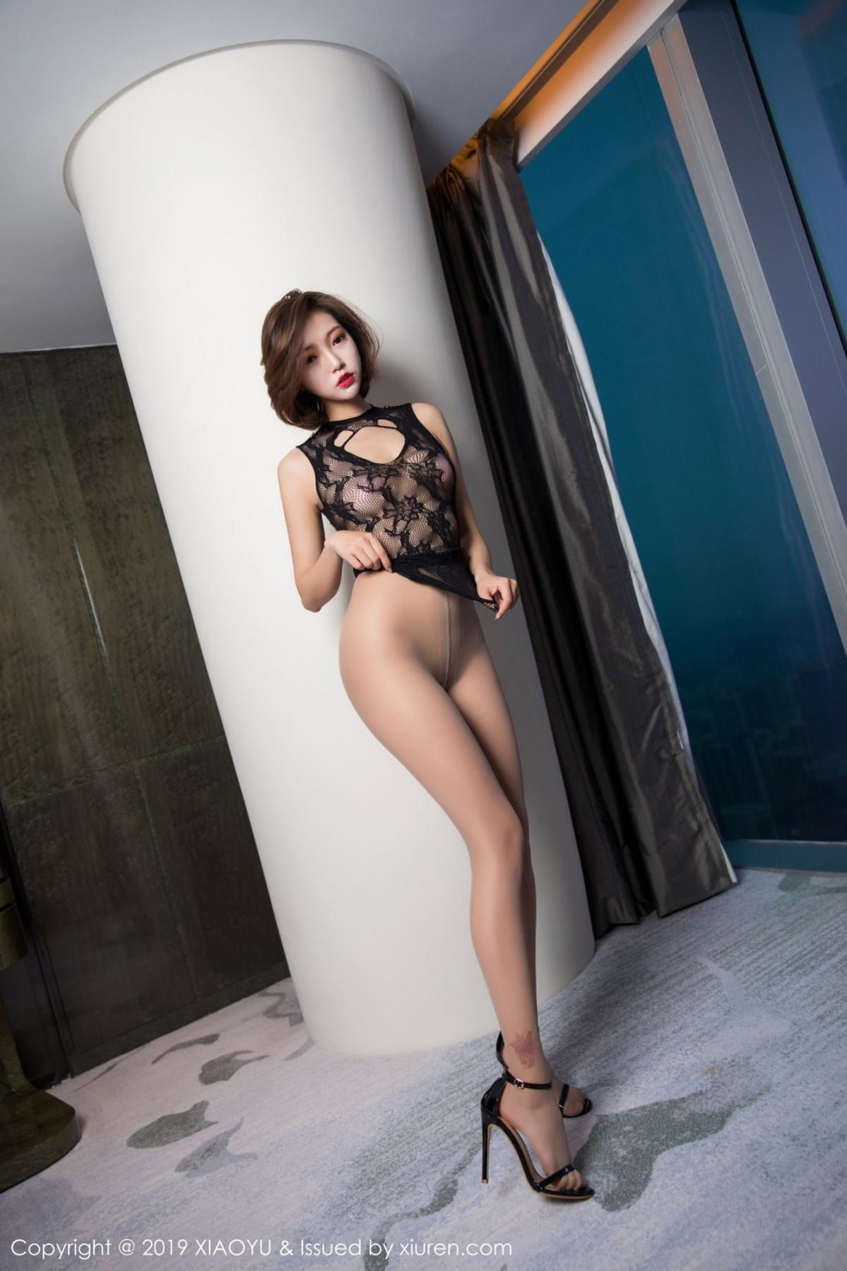[XiaoYu] Vol.087 Feng Mu Mu 7P, Cool, Feng Mu Mu, Tall, XiaoYu