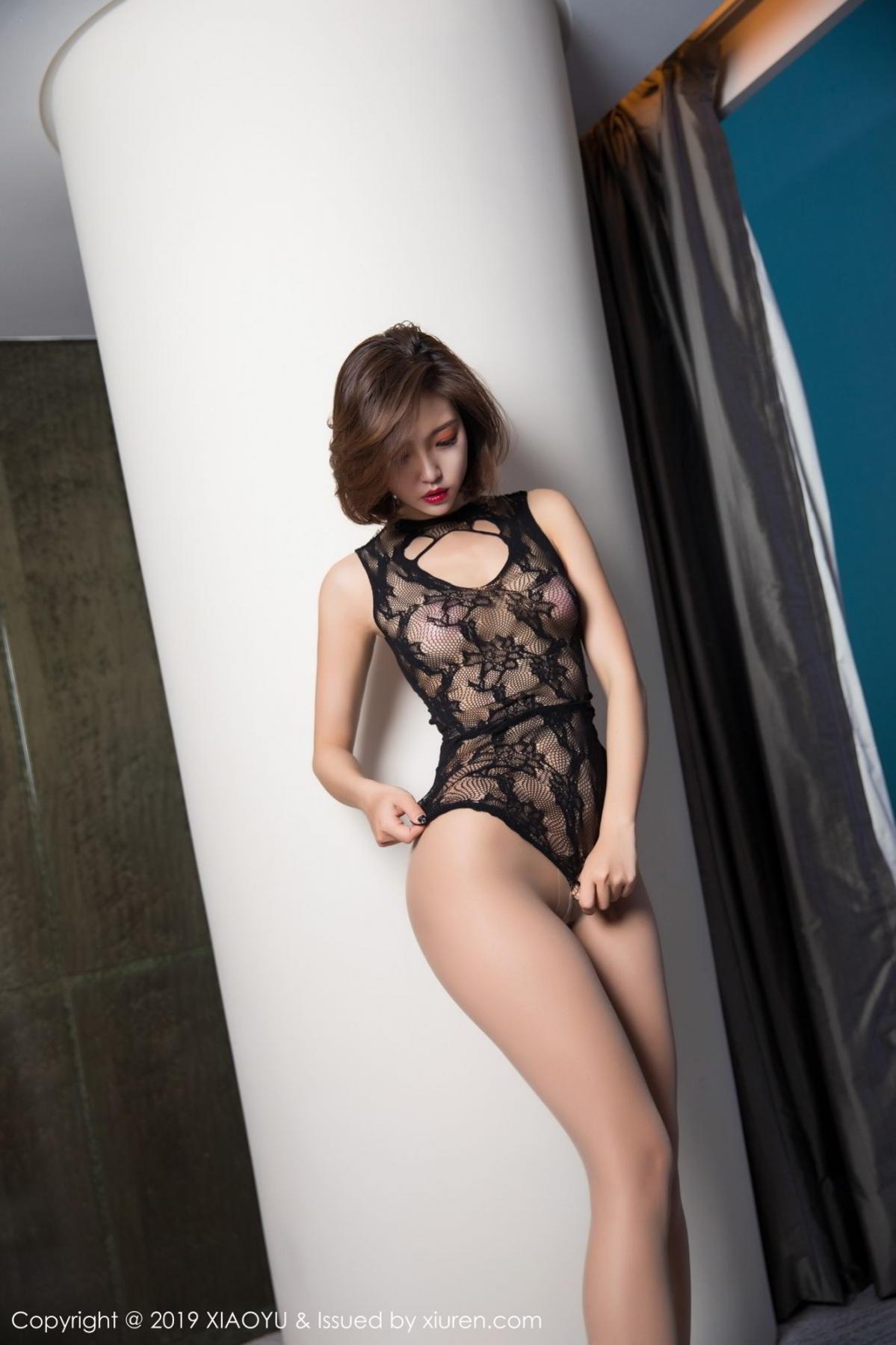 [XiaoYu] Vol.087 Feng Mu Mu 8P, Cool, Feng Mu Mu, Tall, XiaoYu