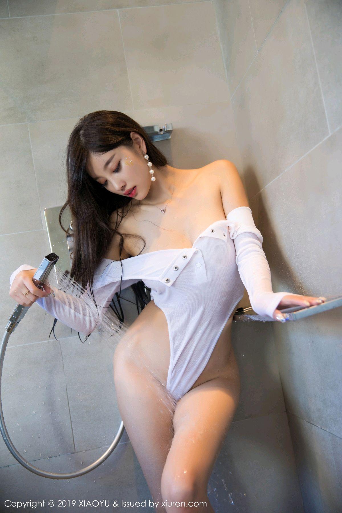 [XiaoYu] Vol.089 Yang Chen Chen 10P, Bathroom, Wet, XiaoYu, Yang Chen Chen