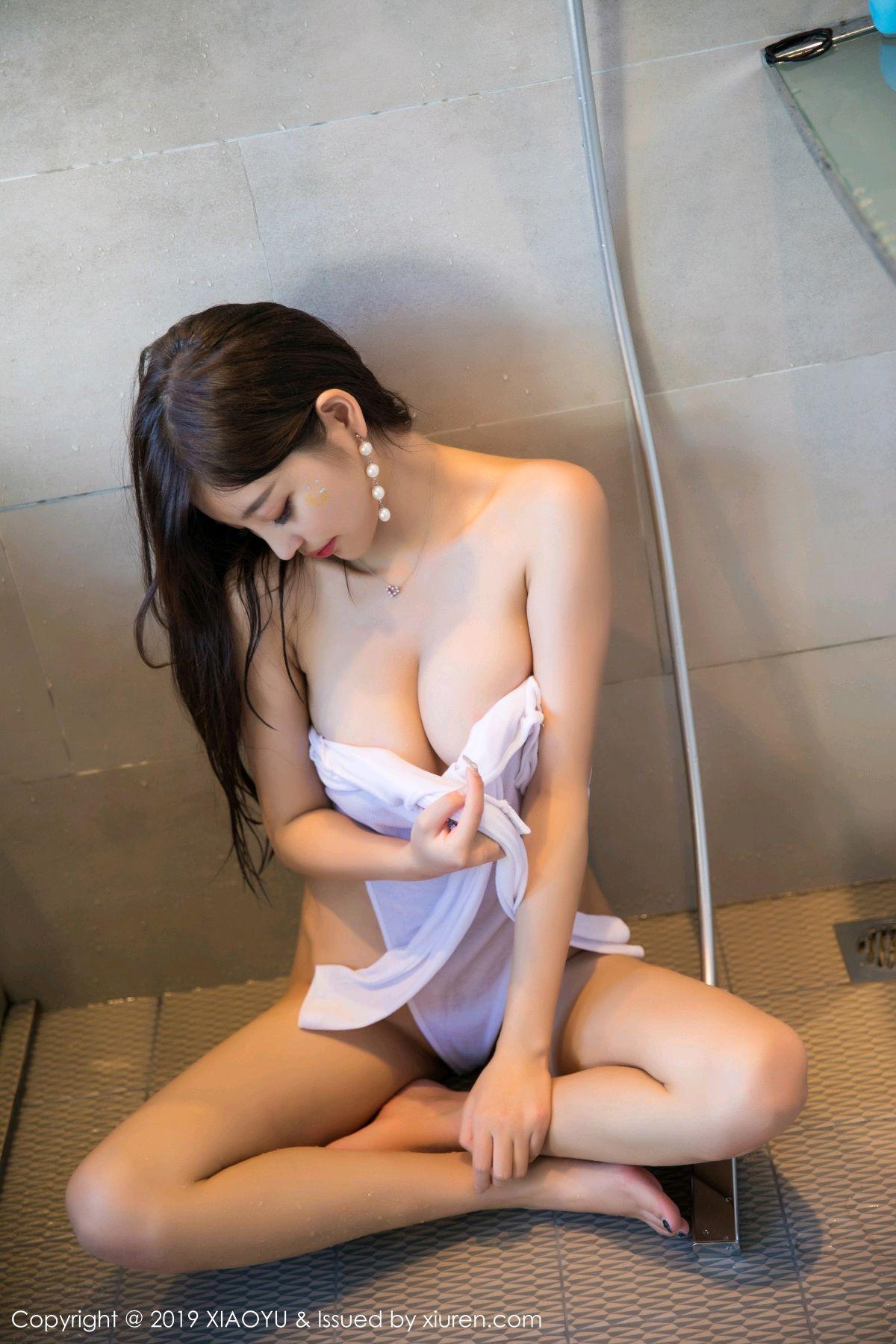 [XiaoYu] Vol.089 Yang Chen Chen 31P, Bathroom, Wet, XiaoYu, Yang Chen Chen