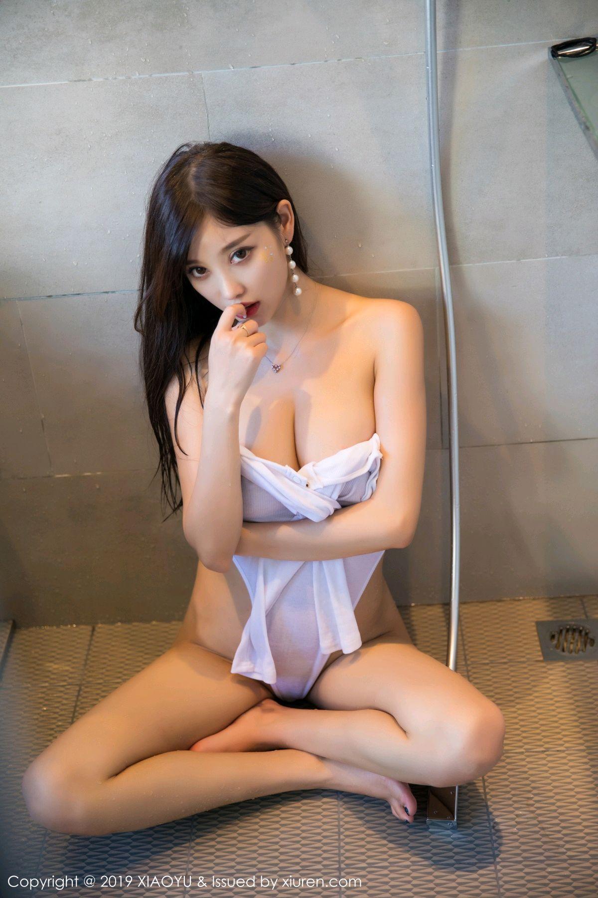 [XiaoYu] Vol.089 Yang Chen Chen 32P, Bathroom, Wet, XiaoYu, Yang Chen Chen