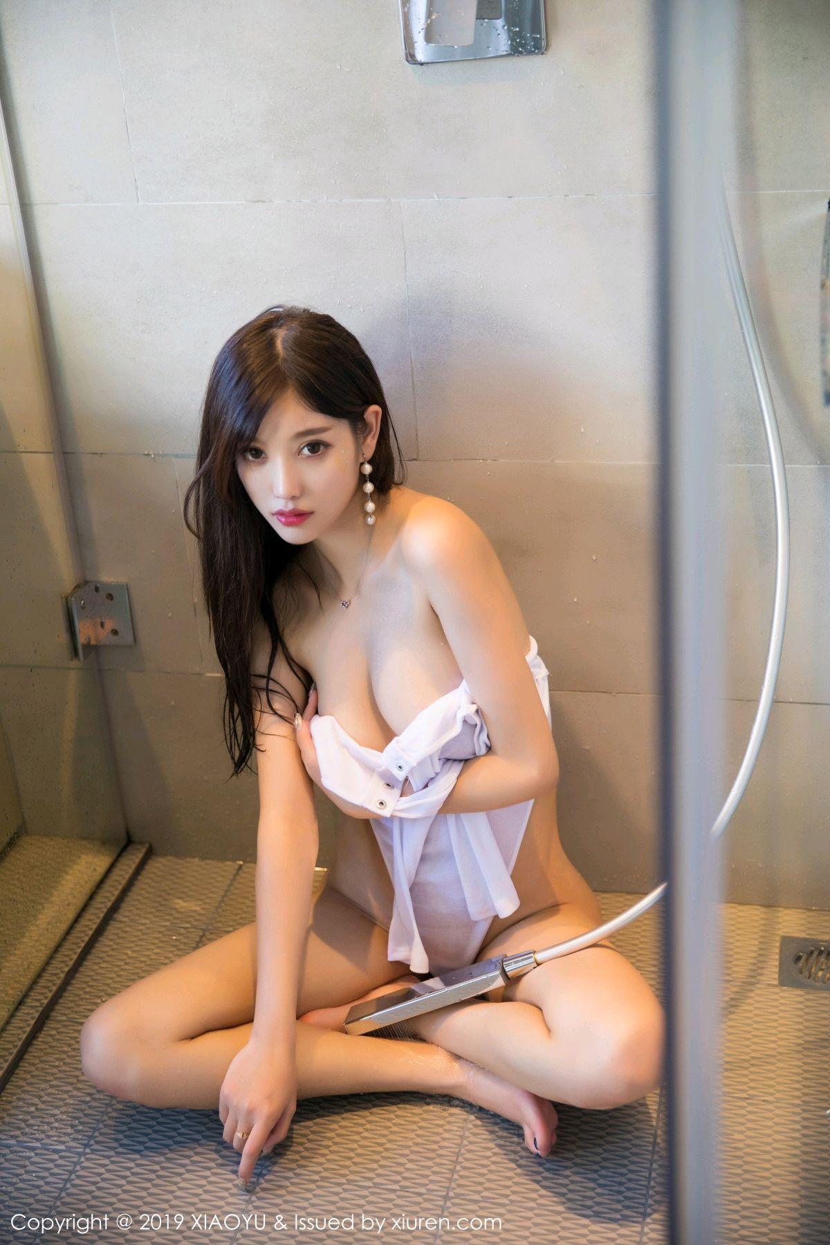 [XiaoYu] Vol.089 Yang Chen Chen 37P, Bathroom, Wet, XiaoYu, Yang Chen Chen