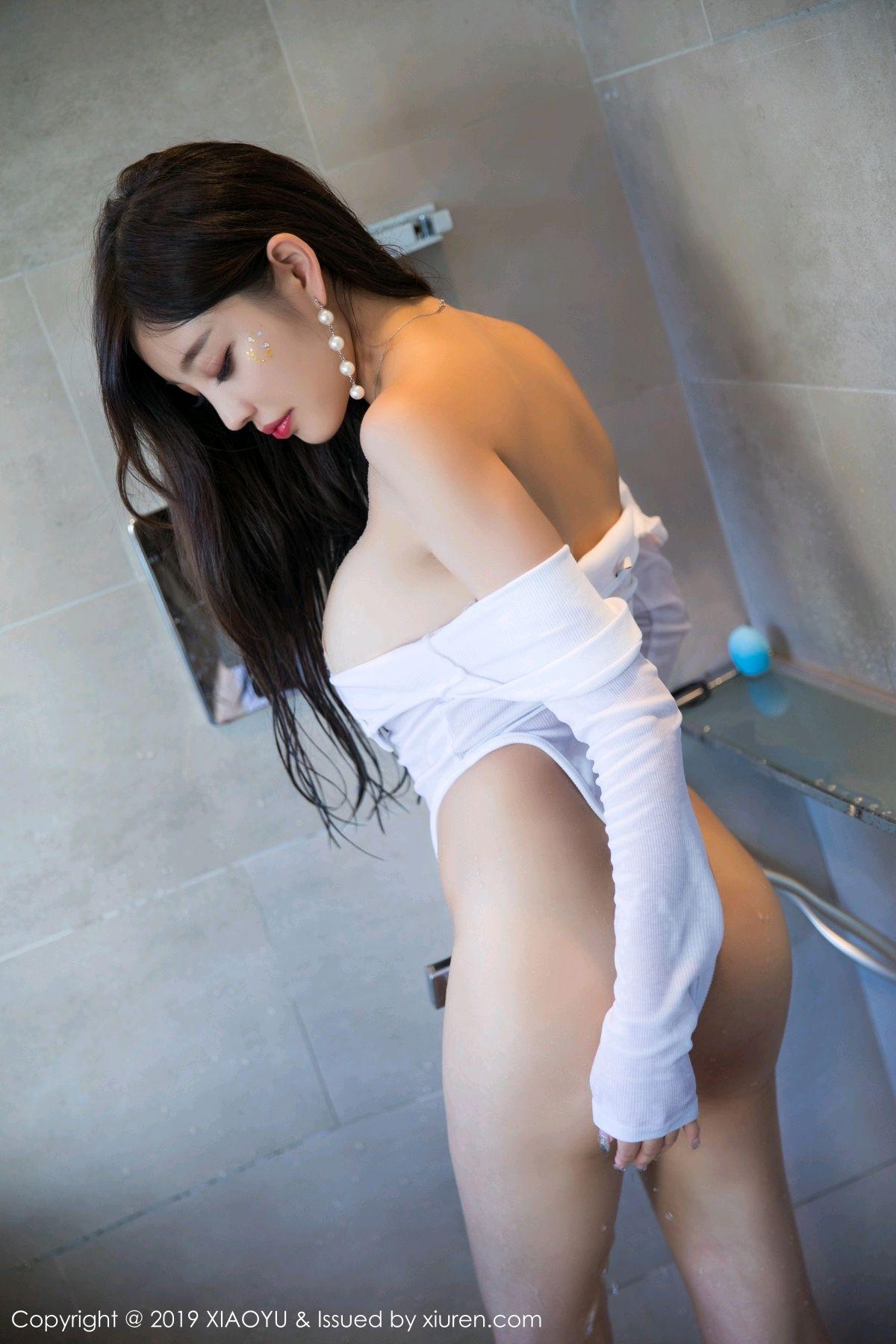 [XiaoYu] Vol.089 Yang Chen Chen 60P, Bathroom, Wet, XiaoYu, Yang Chen Chen