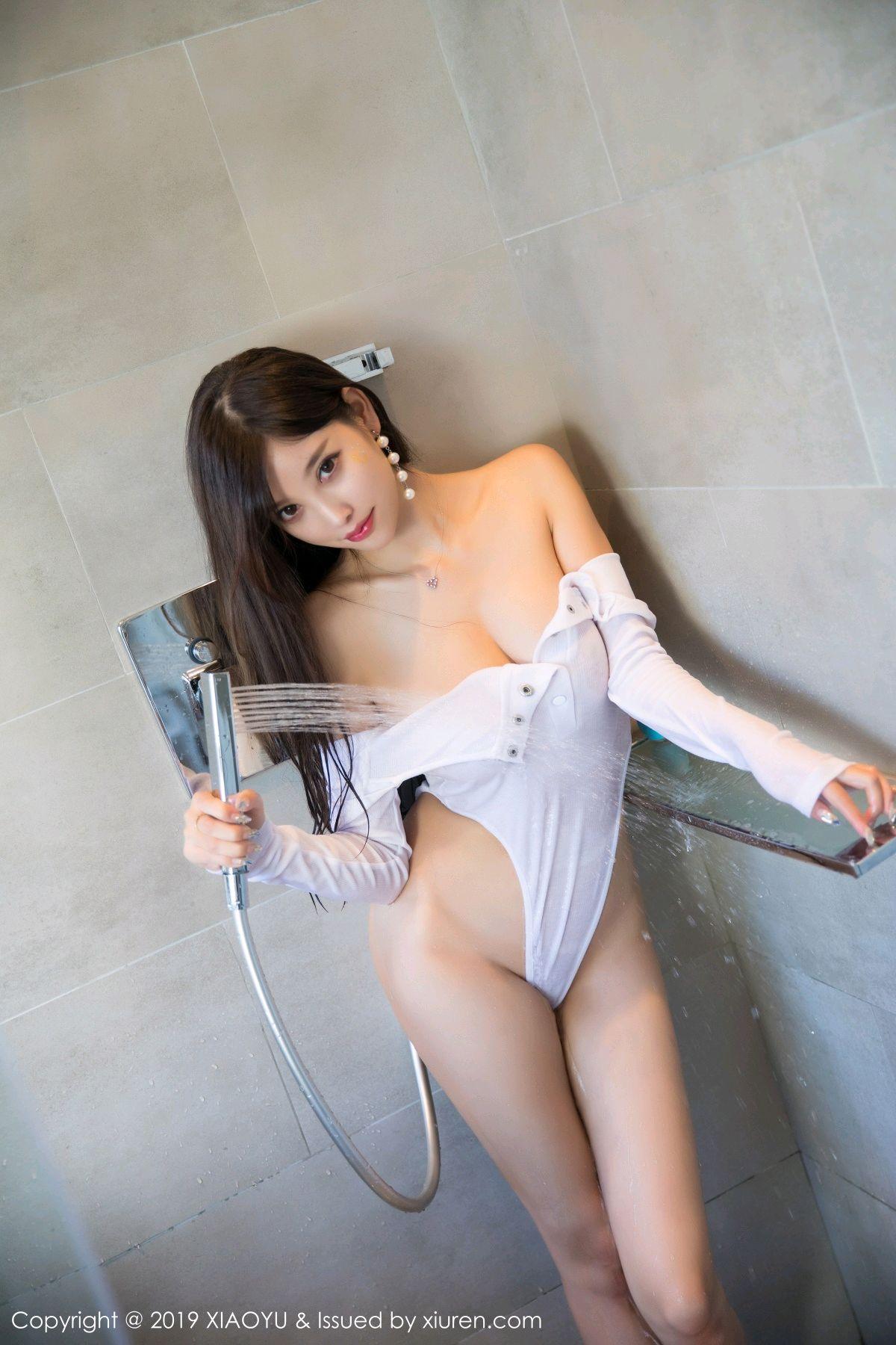 [XiaoYu] Vol.089 Yang Chen Chen 8P, Bathroom, Wet, XiaoYu, Yang Chen Chen