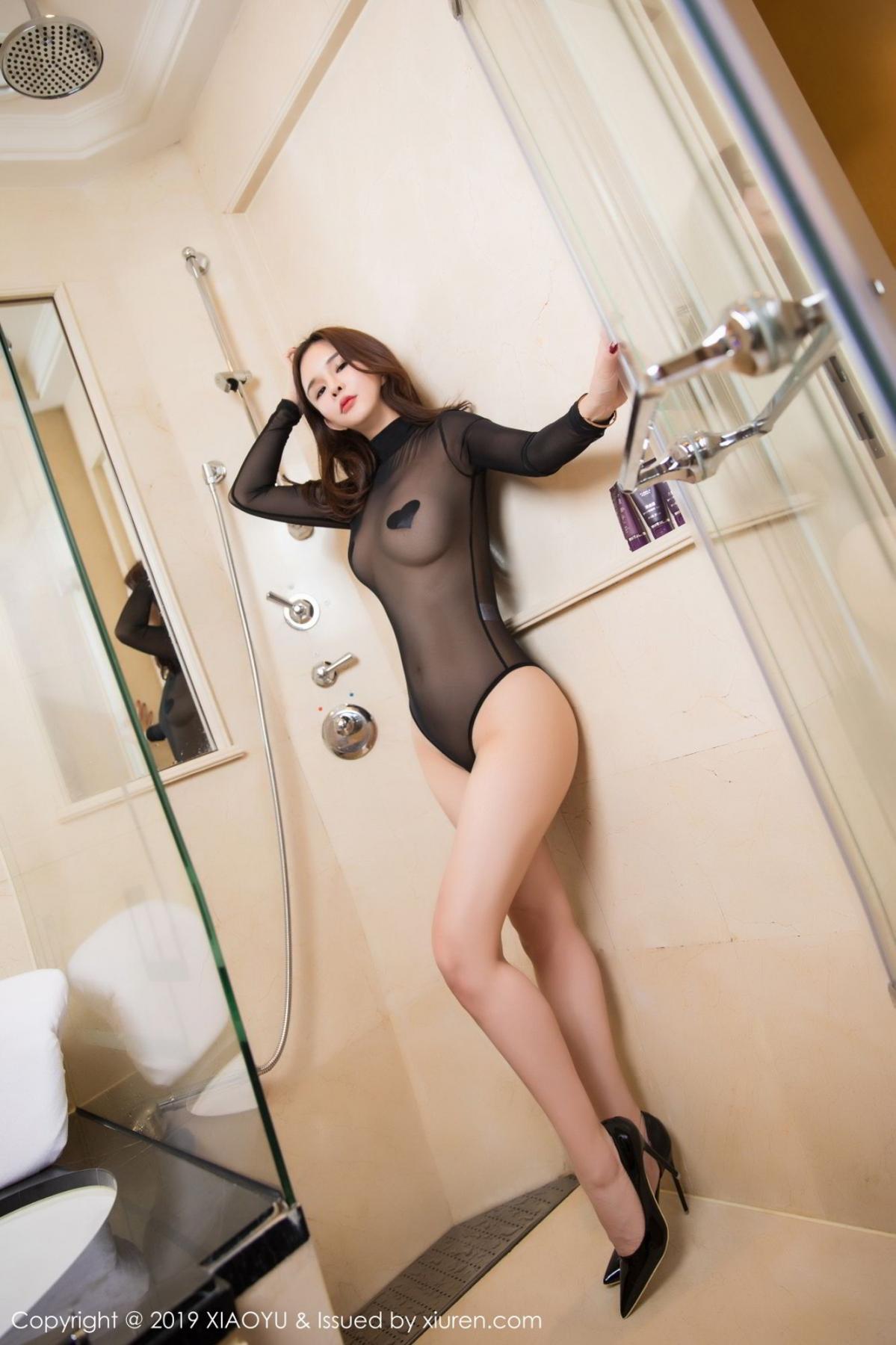 [XiaoYu] Vol.091 Chun Xiao Xi 10P, Bathroom, Chun Xiao Xi, Wet, XiaoYu