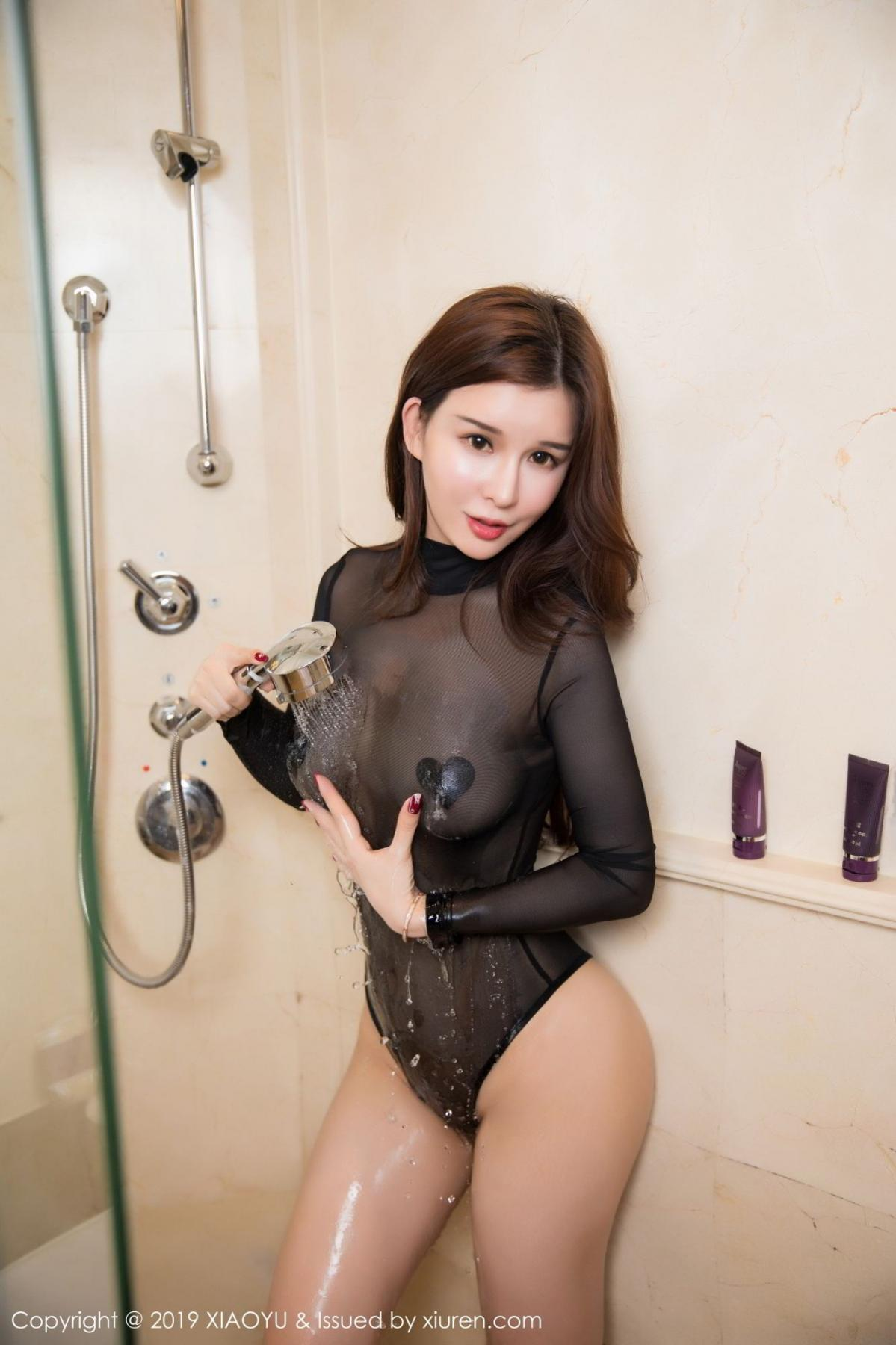 [XiaoYu] Vol.091 Chun Xiao Xi 37P, Bathroom, Chun Xiao Xi, Wet, XiaoYu