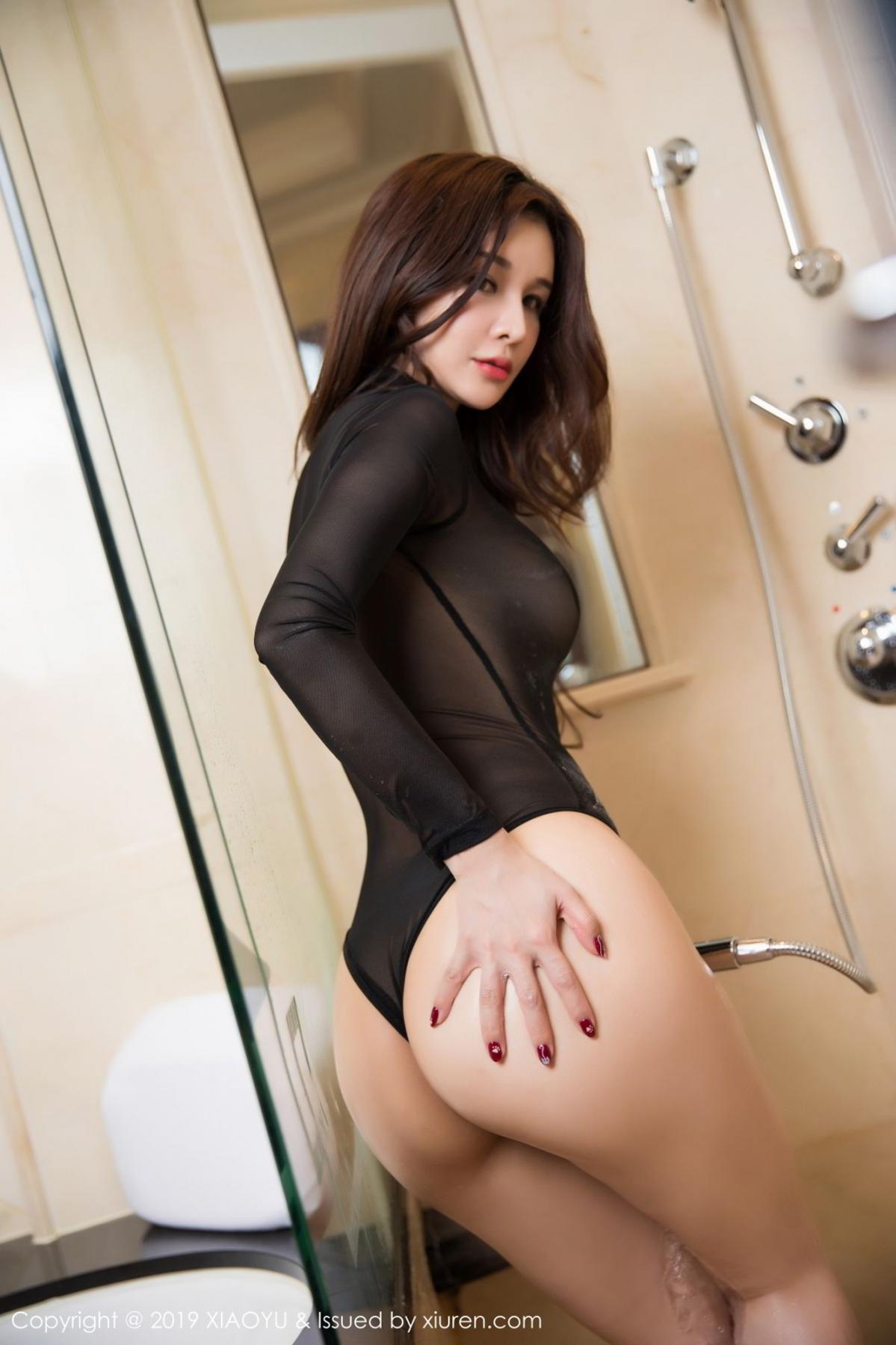 [XiaoYu] Vol.091 Chun Xiao Xi 5P, Bathroom, Chun Xiao Xi, Wet, XiaoYu
