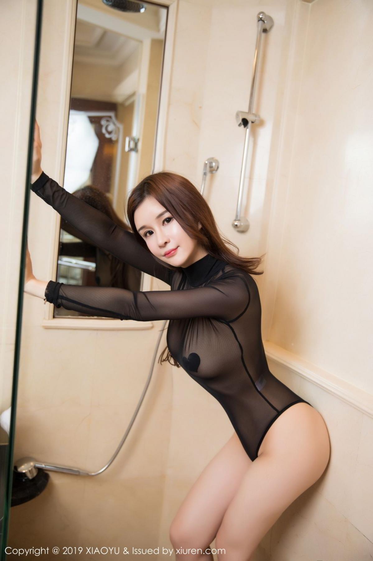 [XiaoYu] Vol.091 Chun Xiao Xi 8P, Bathroom, Chun Xiao Xi, Wet, XiaoYu