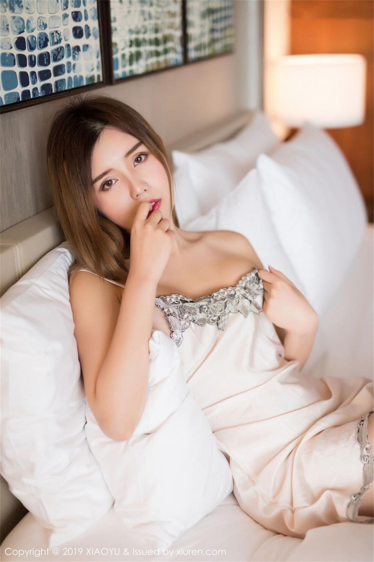 [XiaoYu] Vol.093 Zhuo Ya Qi 10P, Underwear, XiaoYu, Zhuo Ya Qi