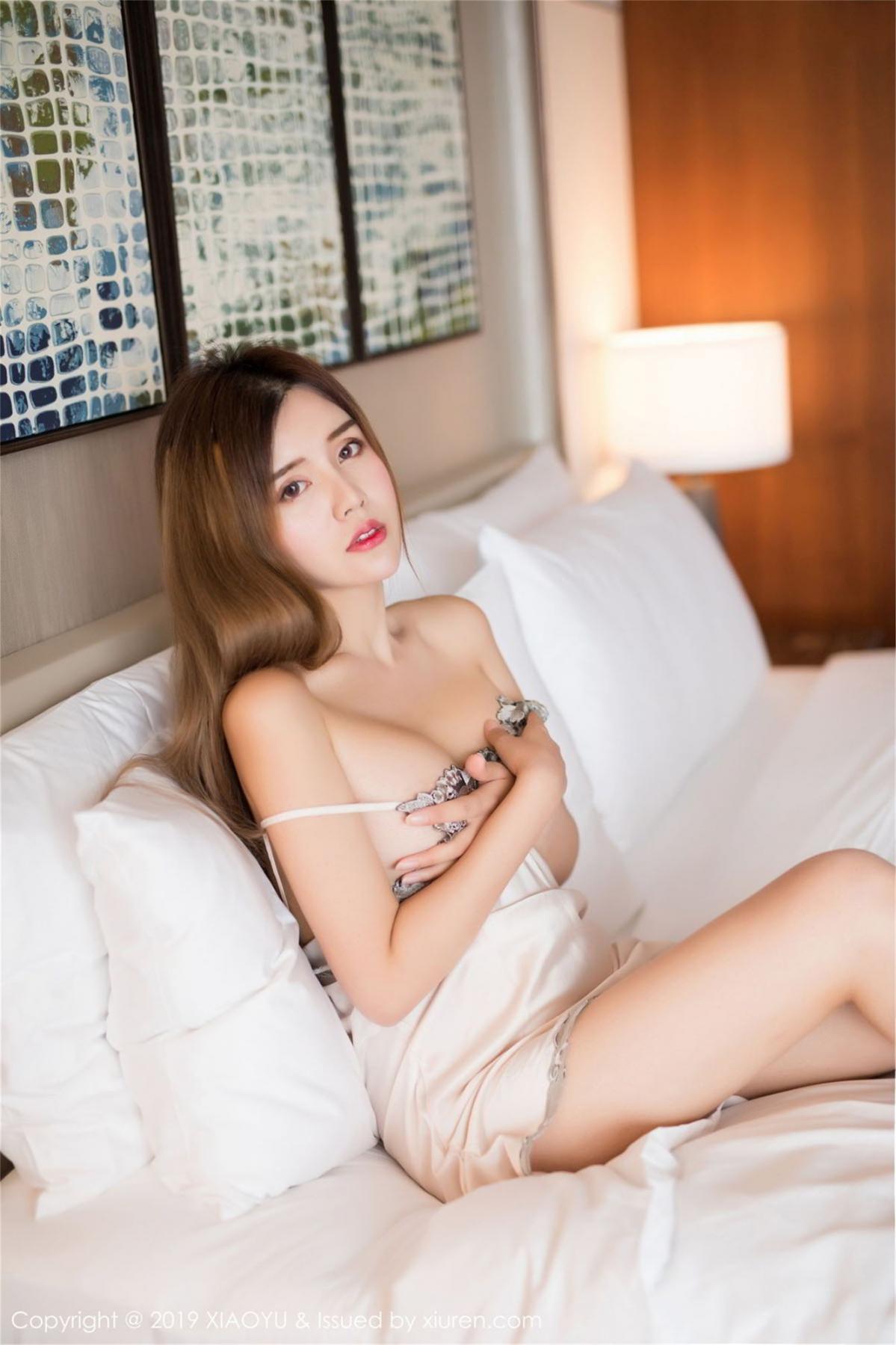[XiaoYu] Vol.093 Zhuo Ya Qi 11P, Underwear, XiaoYu, Zhuo Ya Qi