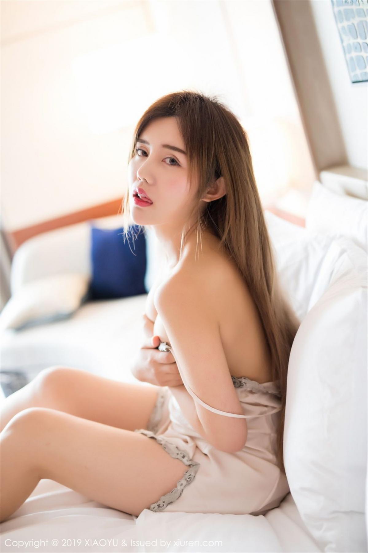 [XiaoYu] Vol.093 Zhuo Ya Qi 13P, Underwear, XiaoYu, Zhuo Ya Qi