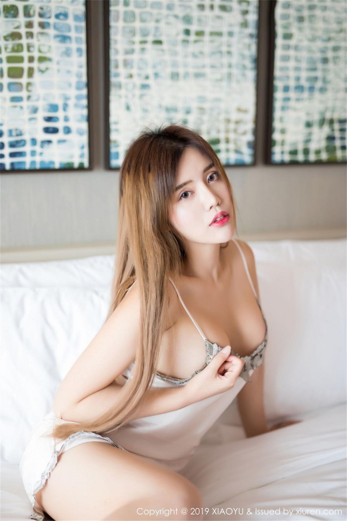 [XiaoYu] Vol.093 Zhuo Ya Qi 14P, Underwear, XiaoYu, Zhuo Ya Qi